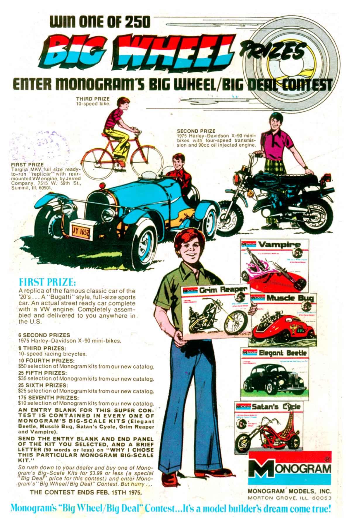 Read online Shazam! (1973) comic -  Issue #15 - 100