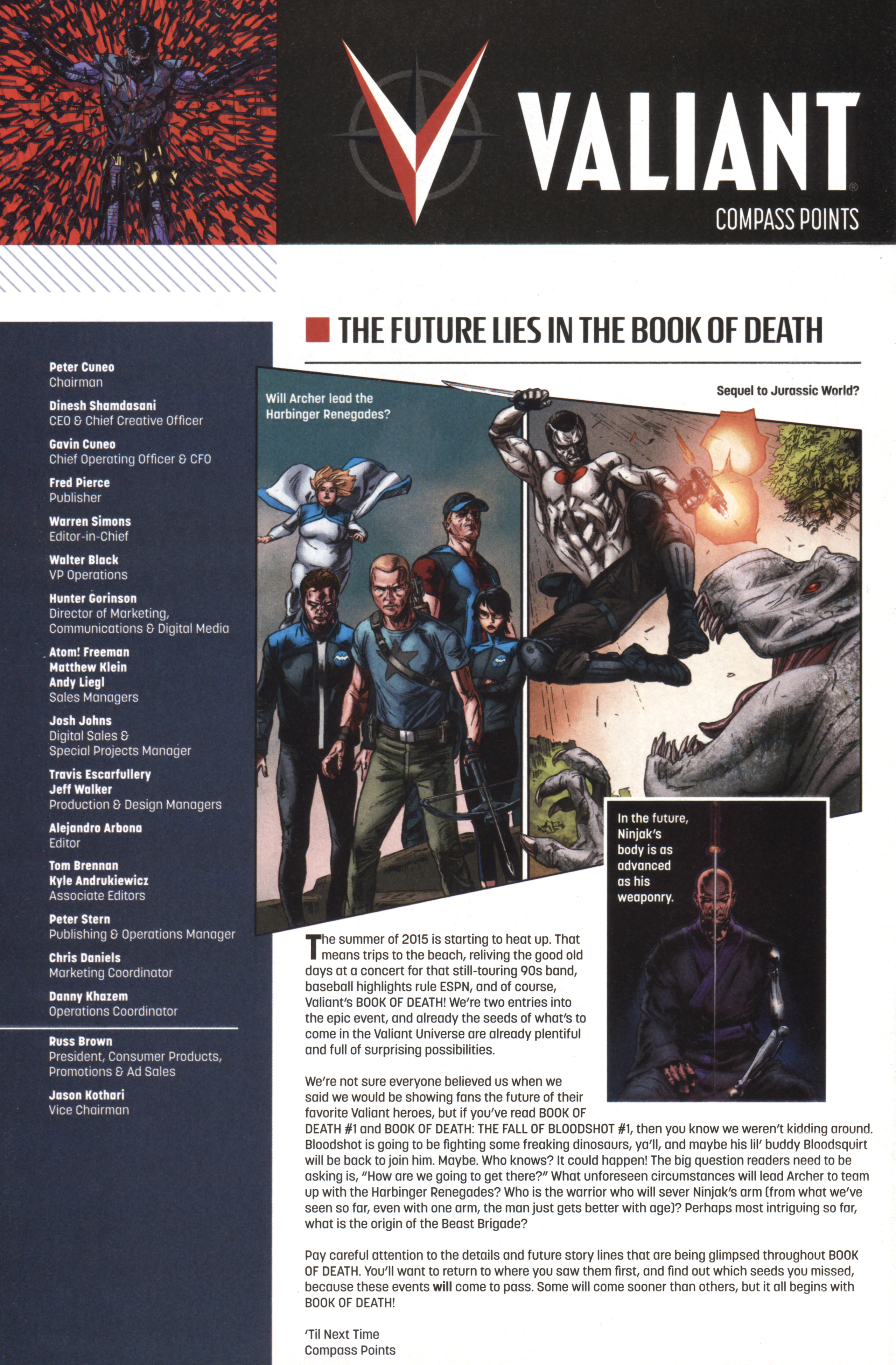Read online Book of Death: Legends of the Geomancer comic -  Issue #2 - 23