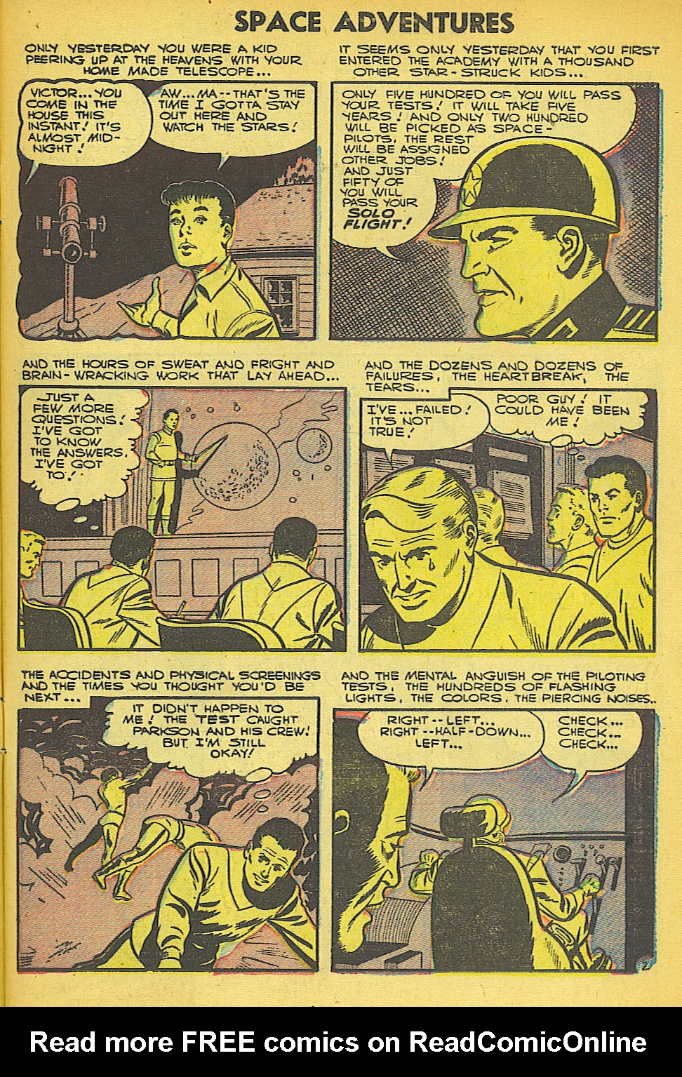 Space Adventures (1952) issue 21 - Page 11
