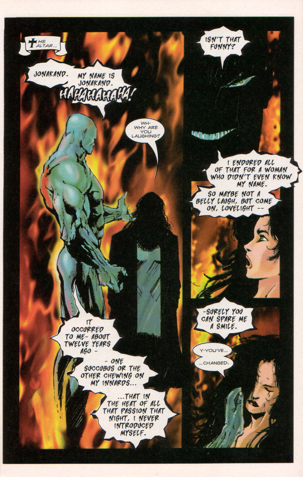 Read online Hellshock comic -  Issue #3 - 21