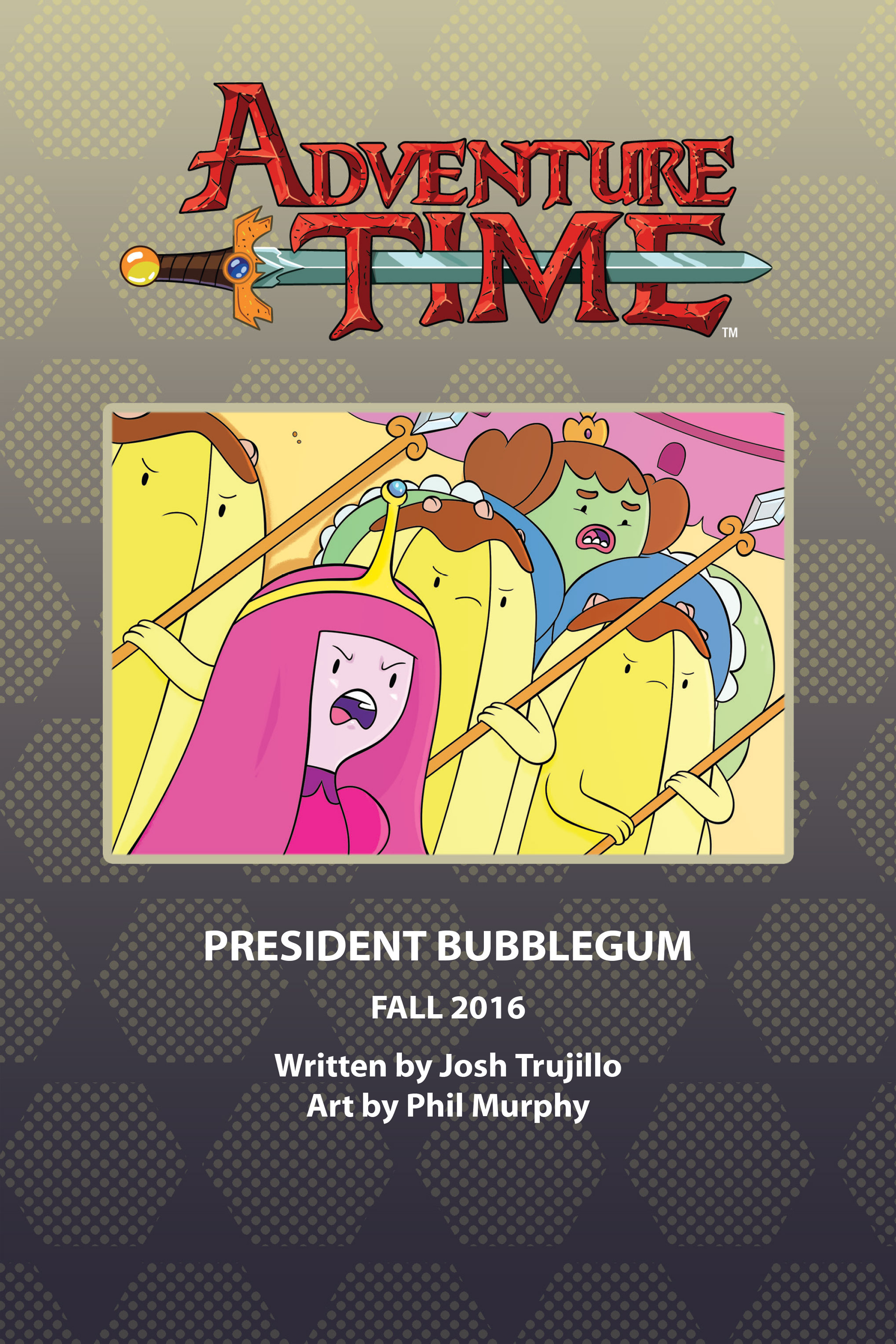 Read online Adventure Time: The Four Castles comic -  Issue #Adventure Time: The Four Castles TPB - 144