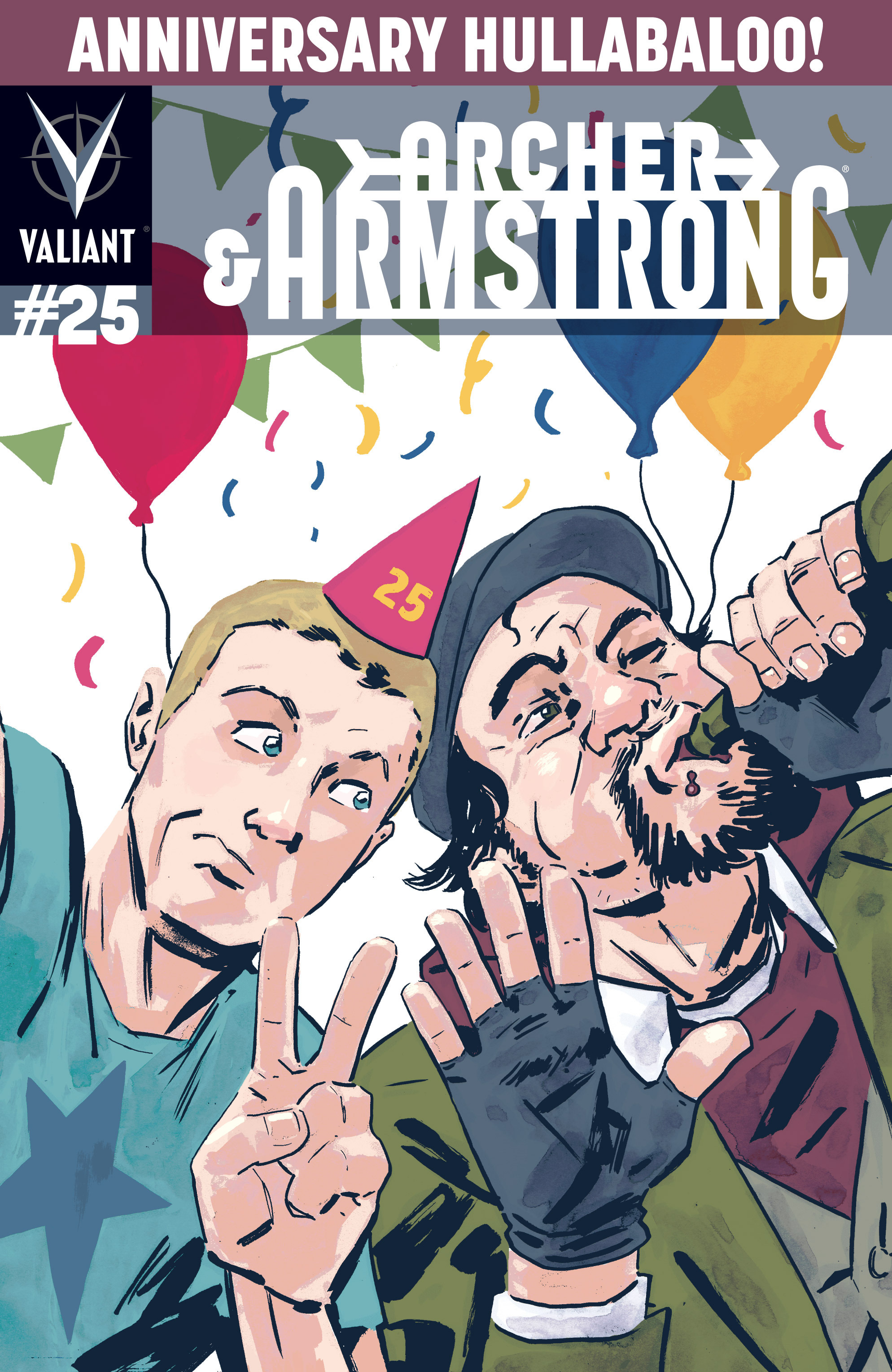 Read online Archer and Armstrong comic -  Issue #Archer and Armstrong _TPB 7 - 47