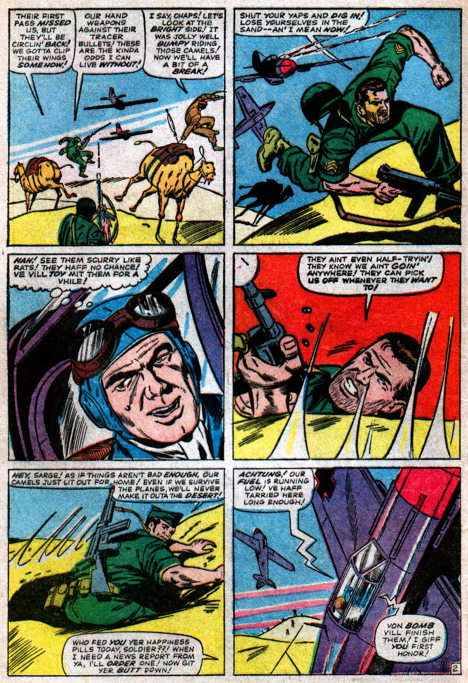 Read online Sgt. Fury comic -  Issue #17 - 4