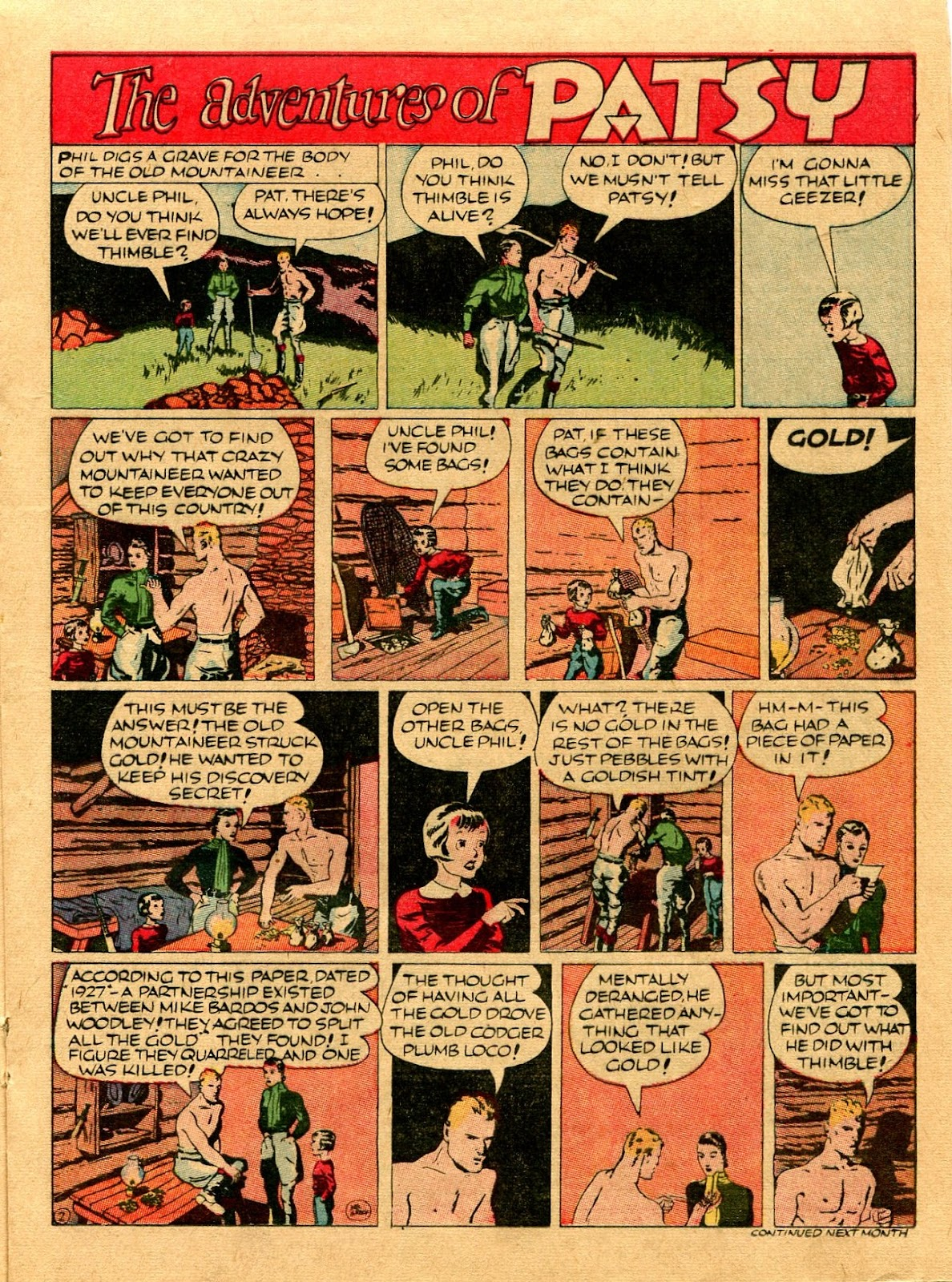Read online Famous Funnies comic -  Issue #56 - 31