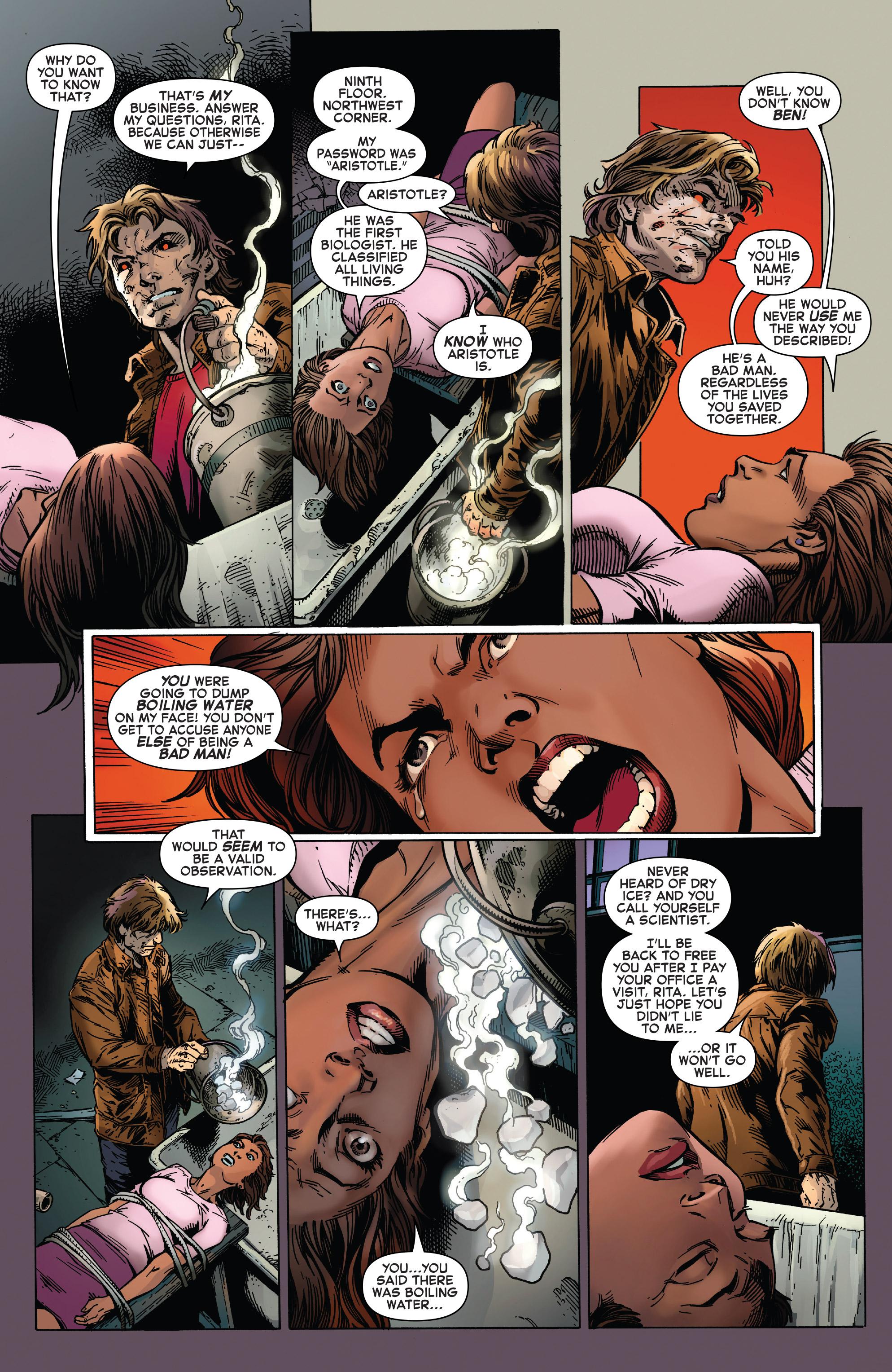 Read online Ben Reilly: Scarlet Spider comic -  Issue #2 - 9
