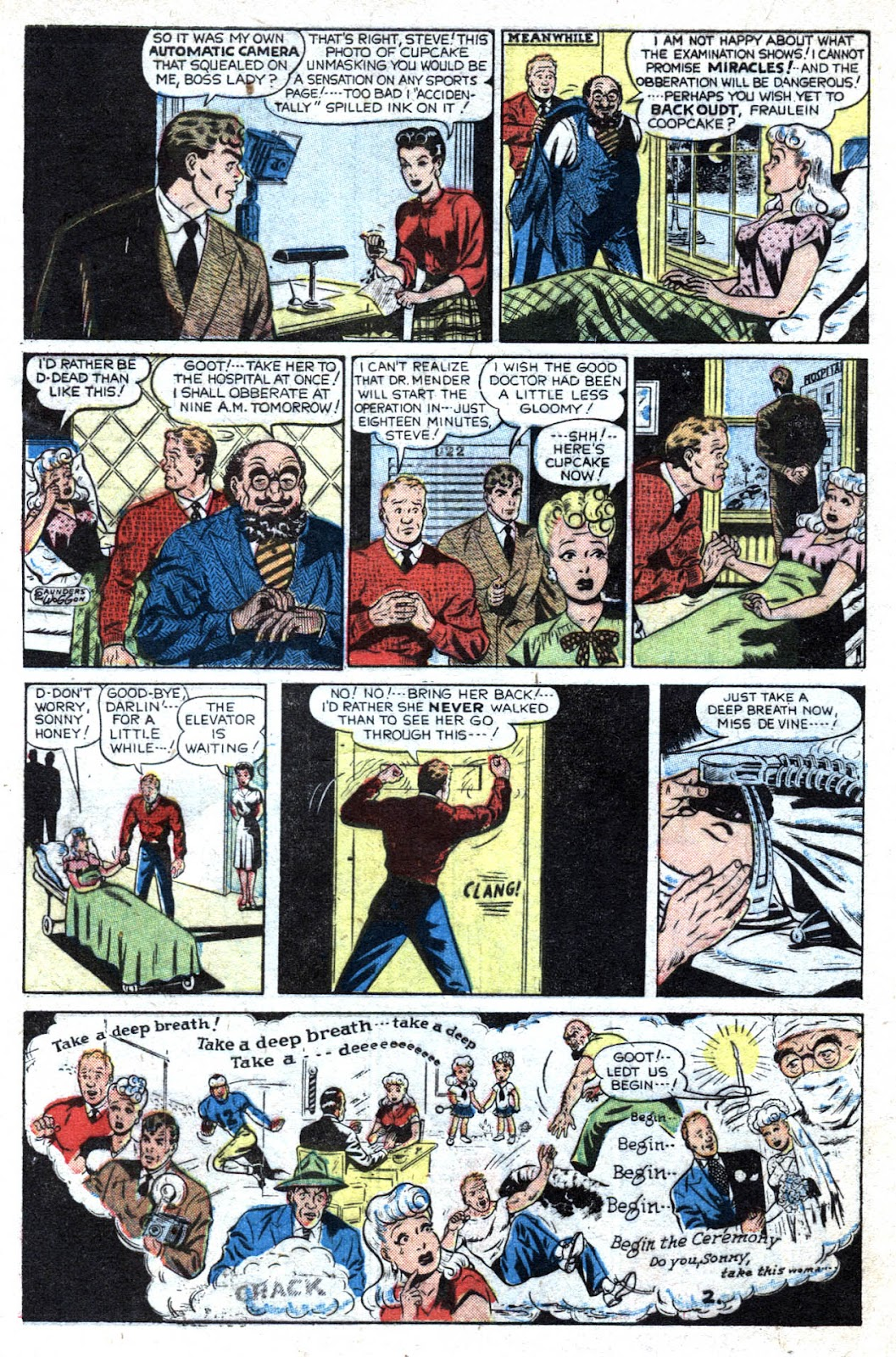 Read online Famous Funnies comic -  Issue #193 - 4