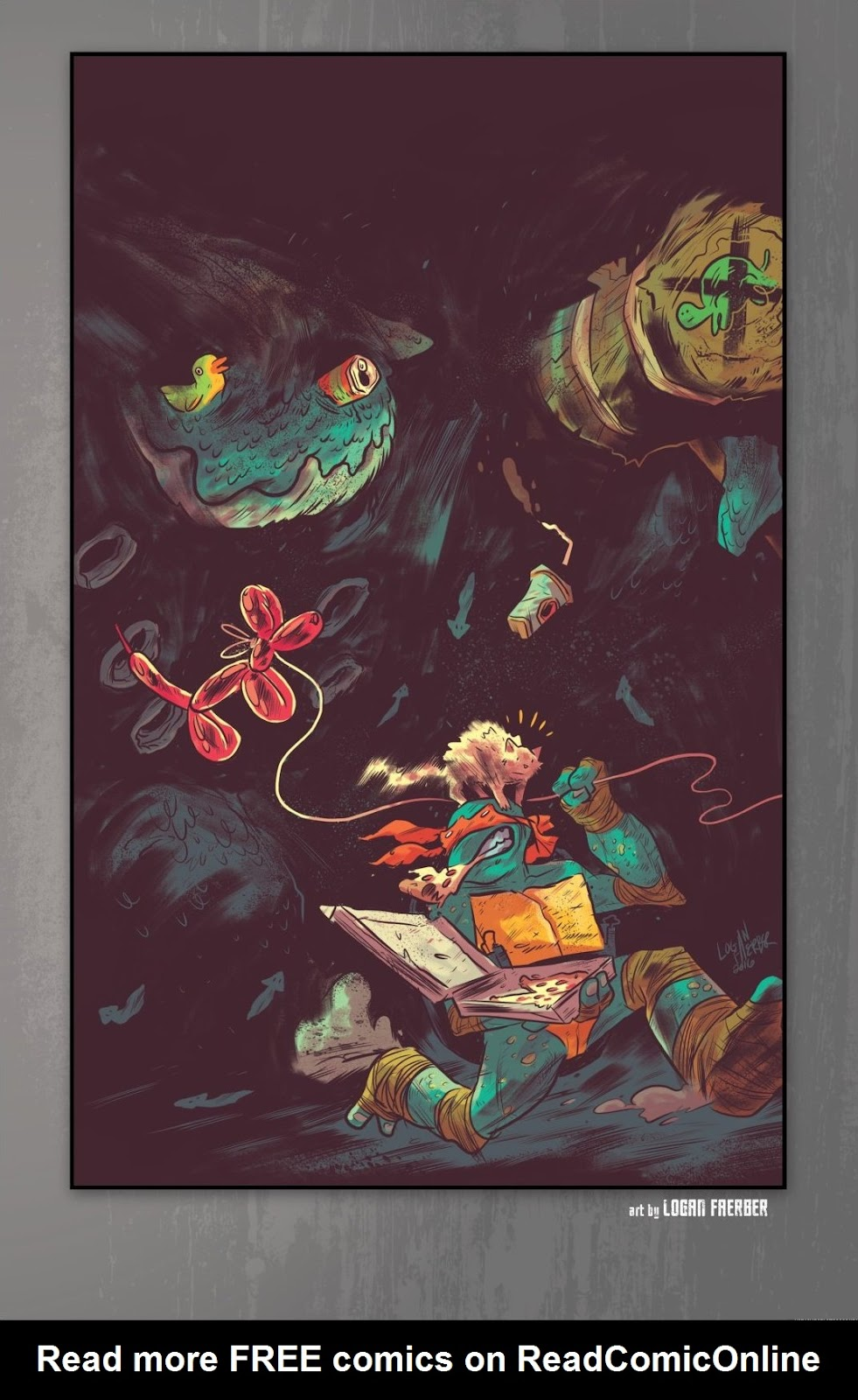 Read online Teenage Mutant Ninja Turtles: The IDW Collection comic -  Issue # TPB 8 (Part 4) - 37