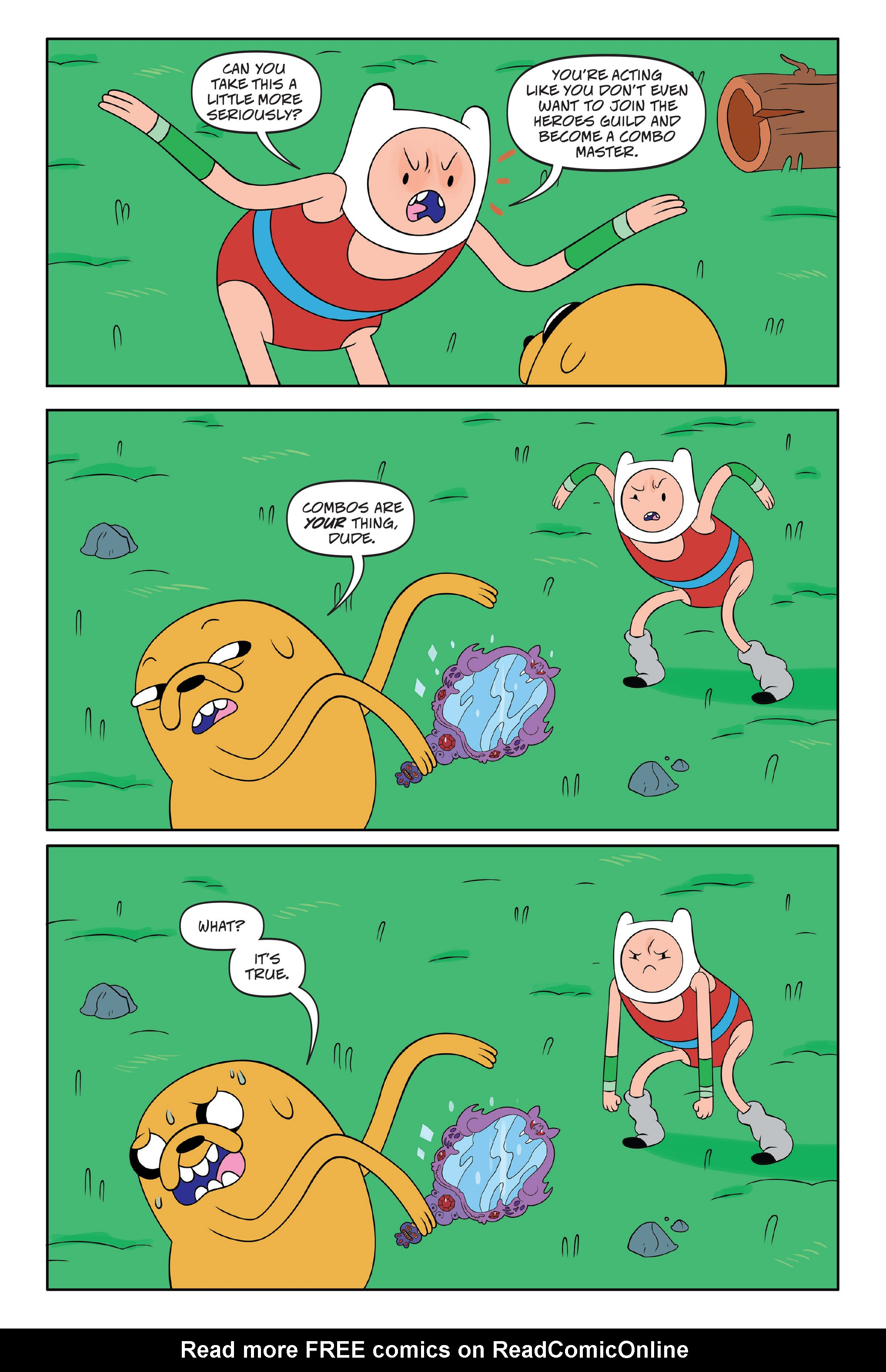 Read online Adventure Time: The Four Castles comic -  Issue #Adventure Time: The Four Castles TPB - 52