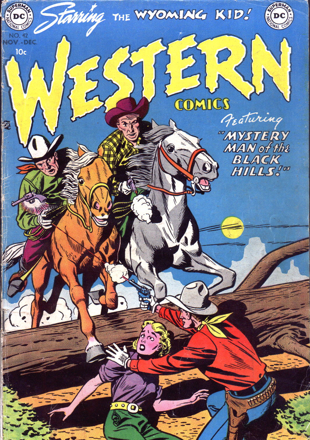 Western Comics issue 42 - Page 1