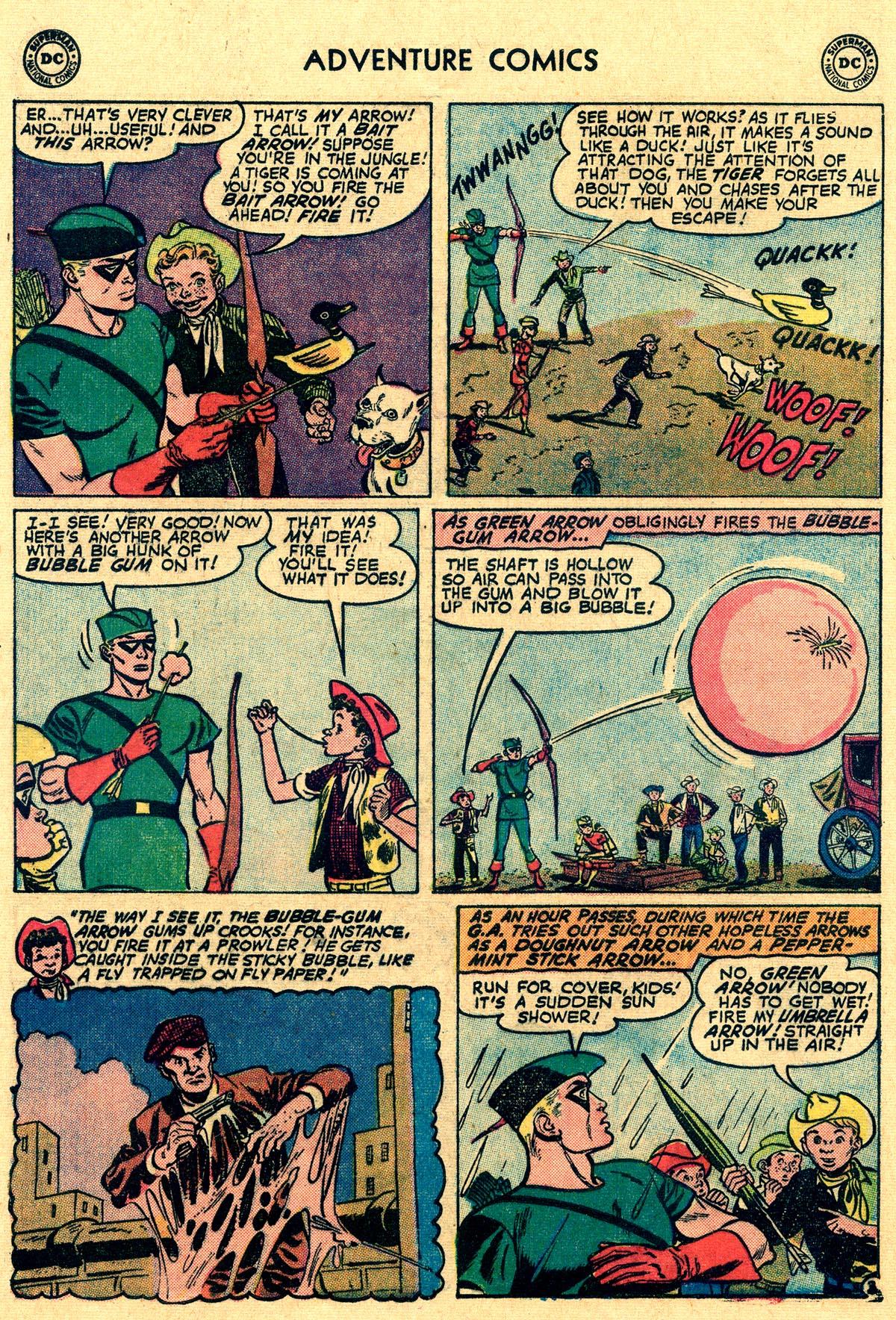 Read online Adventure Comics (1938) comic -  Issue #265 - 28