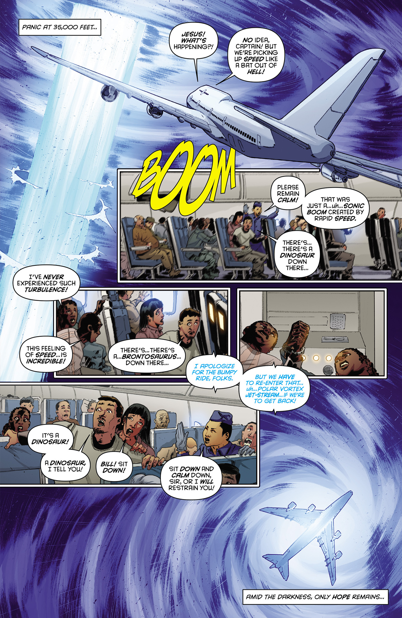 Read online Justice, Inc. comic -  Issue #1 - 17