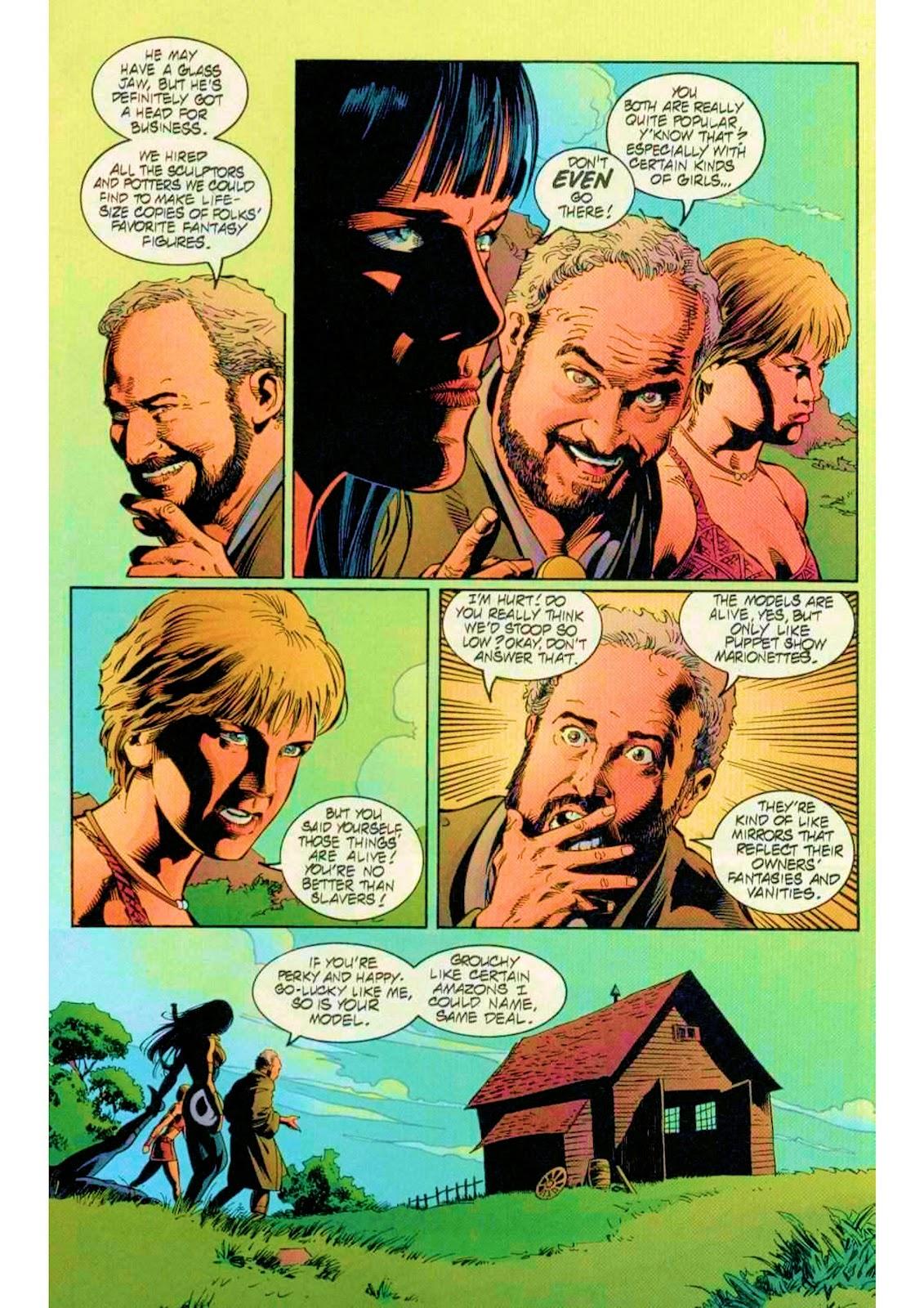 Xena: Warrior Princess (1999) Issue #14 #14 - English 12