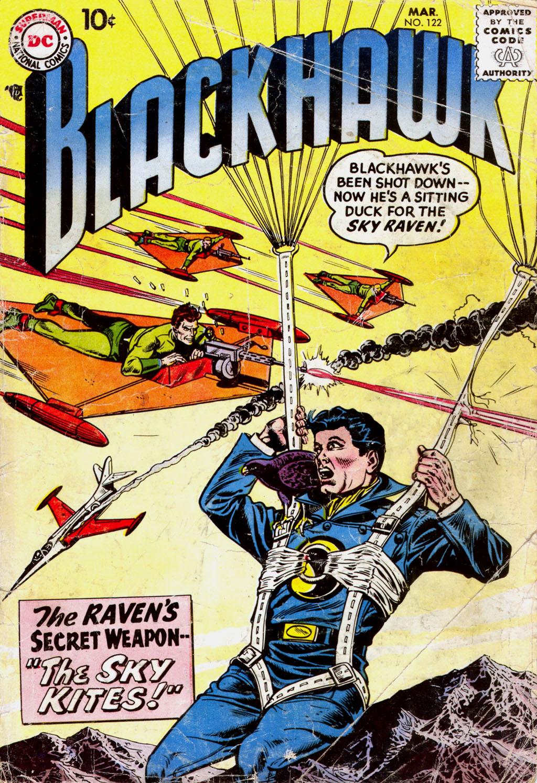 Blackhawk (1957) 122 Page 1