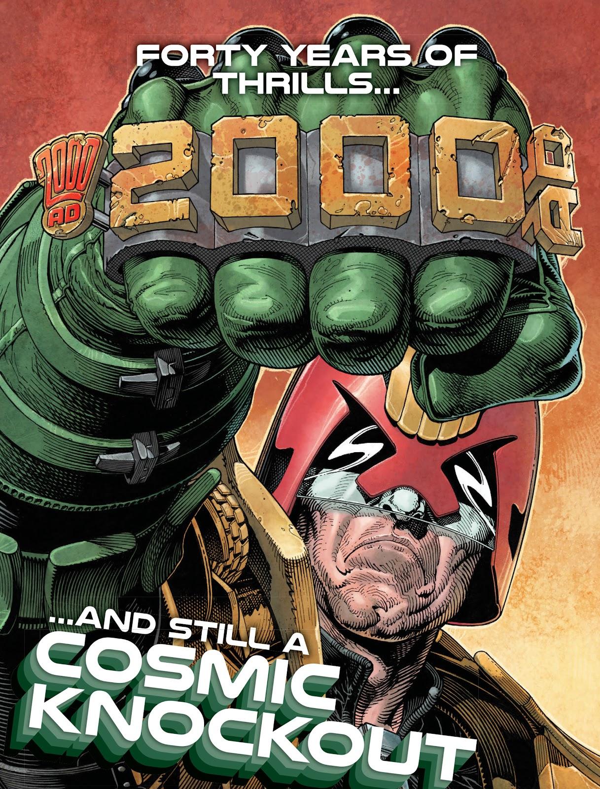 Judge Dredd Megazine (Vol. 5) Issue #381 #180 - English 15