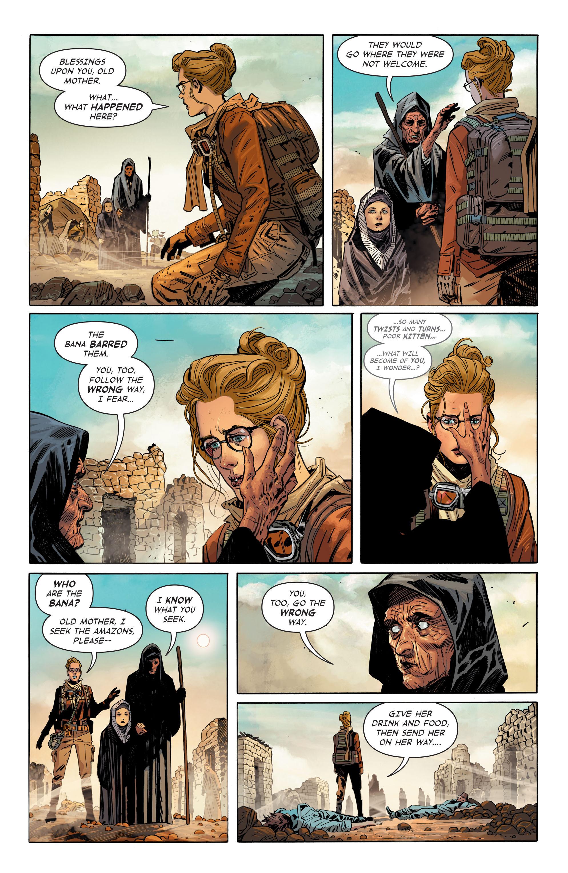 Read online Wonder Woman (2016) comic -  Issue #8 - 19