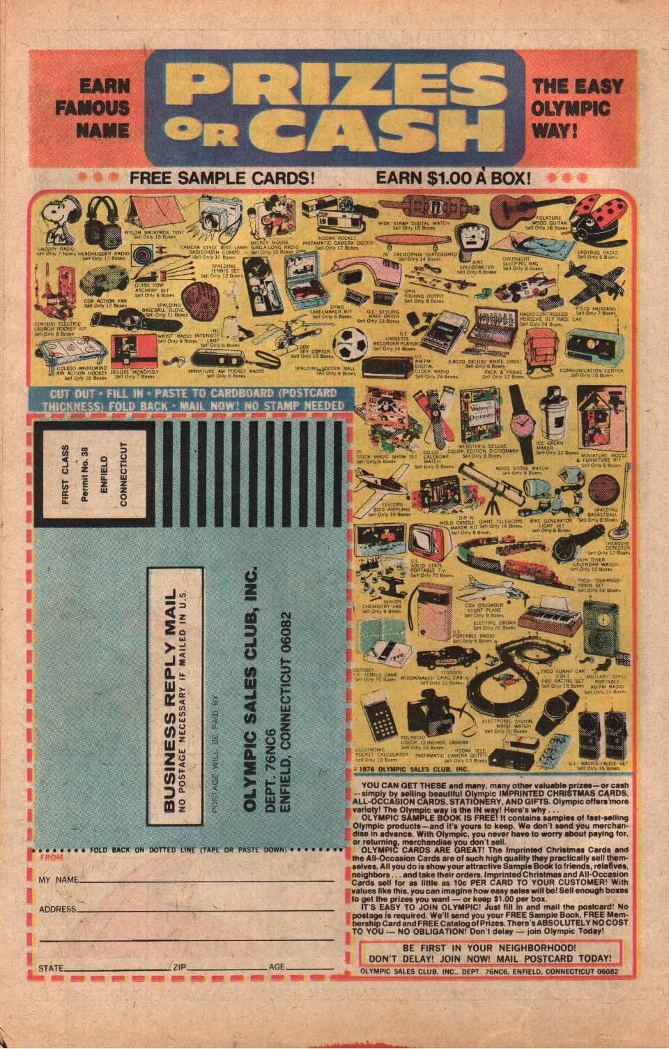 Read online Shazam! (1973) comic -  Issue #25 - 34