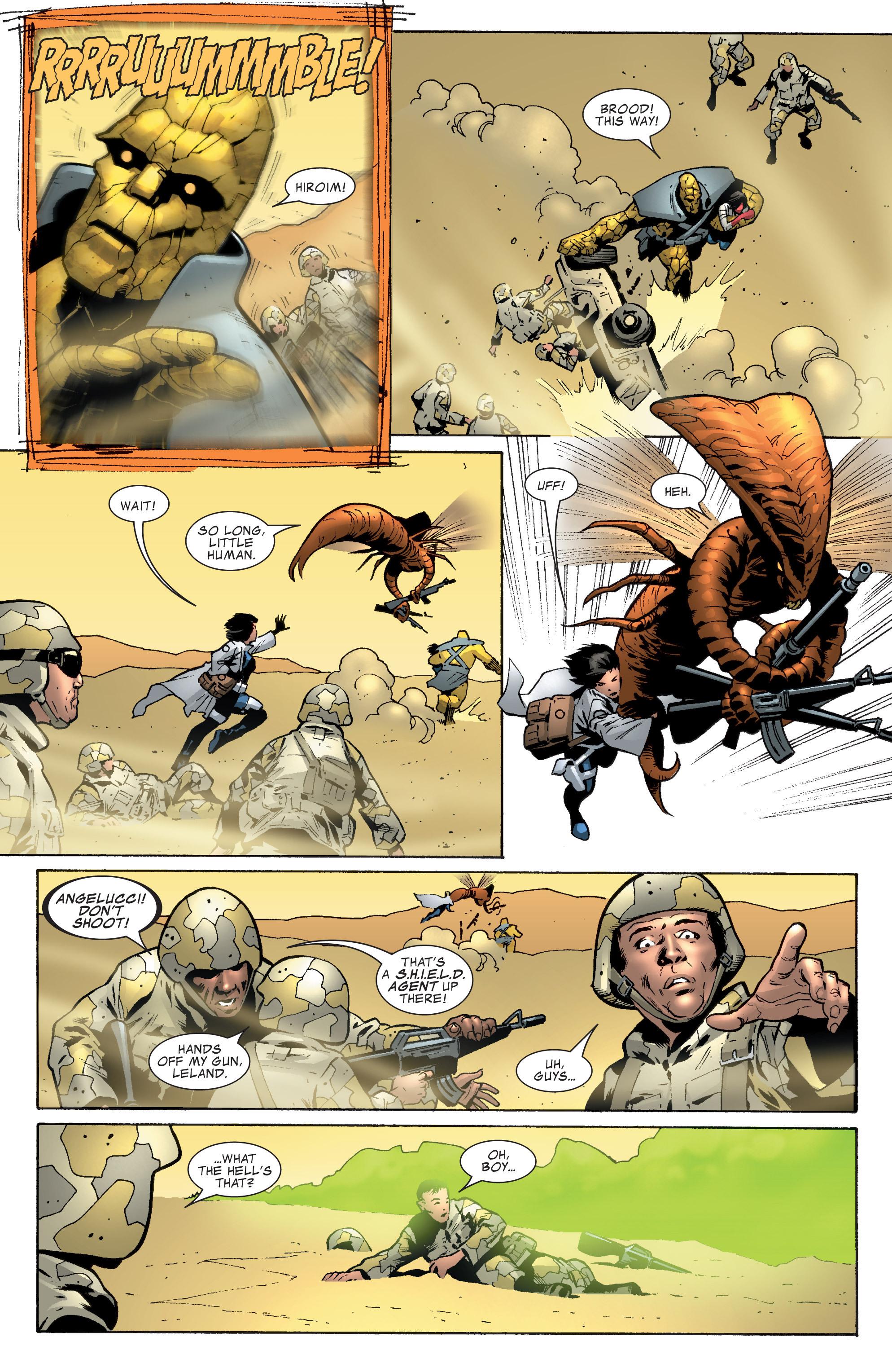 Read online World War Hulk Aftersmash: Warbound, Vol. 1 comic -  Issue #1 - 13
