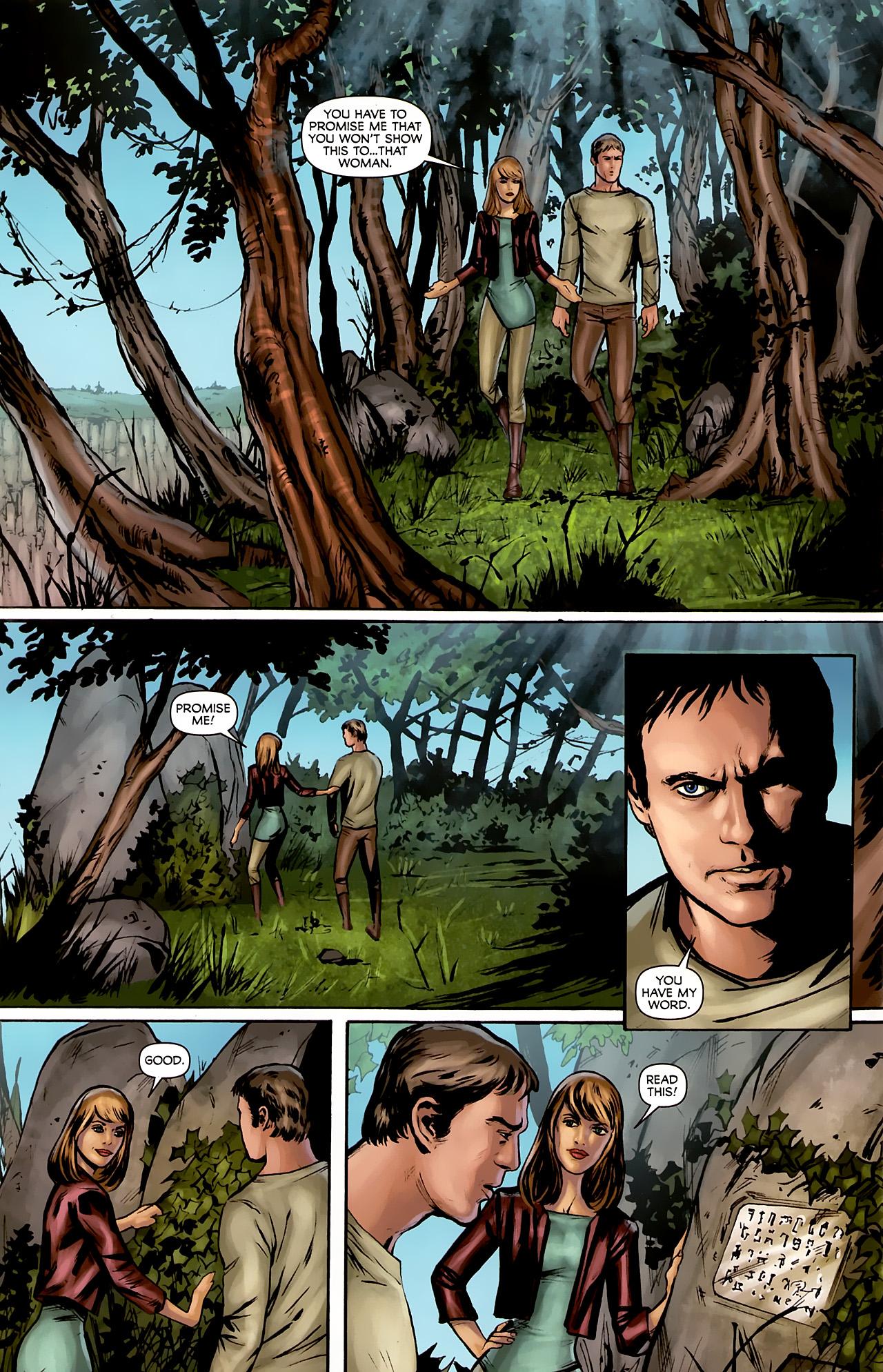 Read online Stargate: Daniel Jackson comic -  Issue #2 - 18