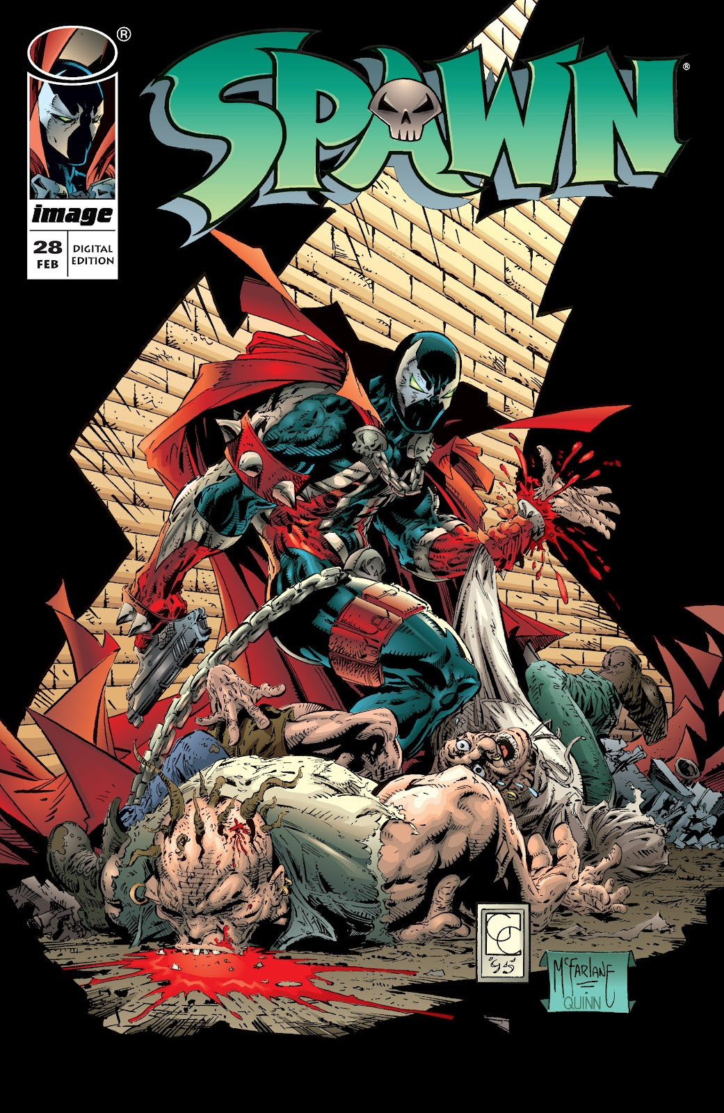 Spawn 28 Page 1