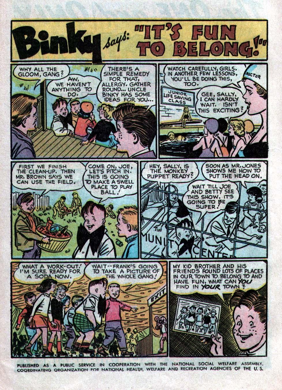Read online Adventure Comics (1938) comic -  Issue #223 - 16