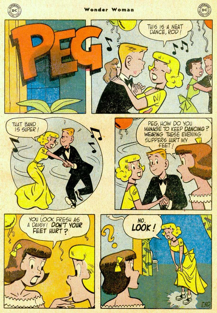 Read online Wonder Woman (1942) comic -  Issue #111 - 21
