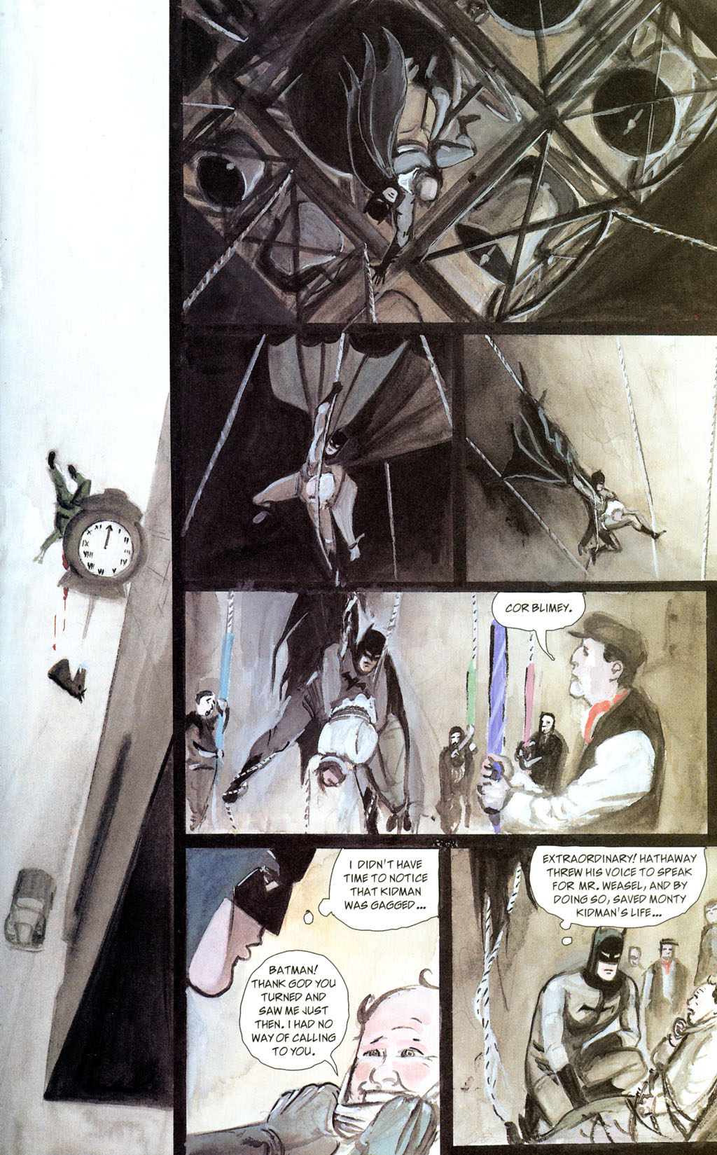Read online Batman: The Order of Beasts comic -  Issue # Full - 49