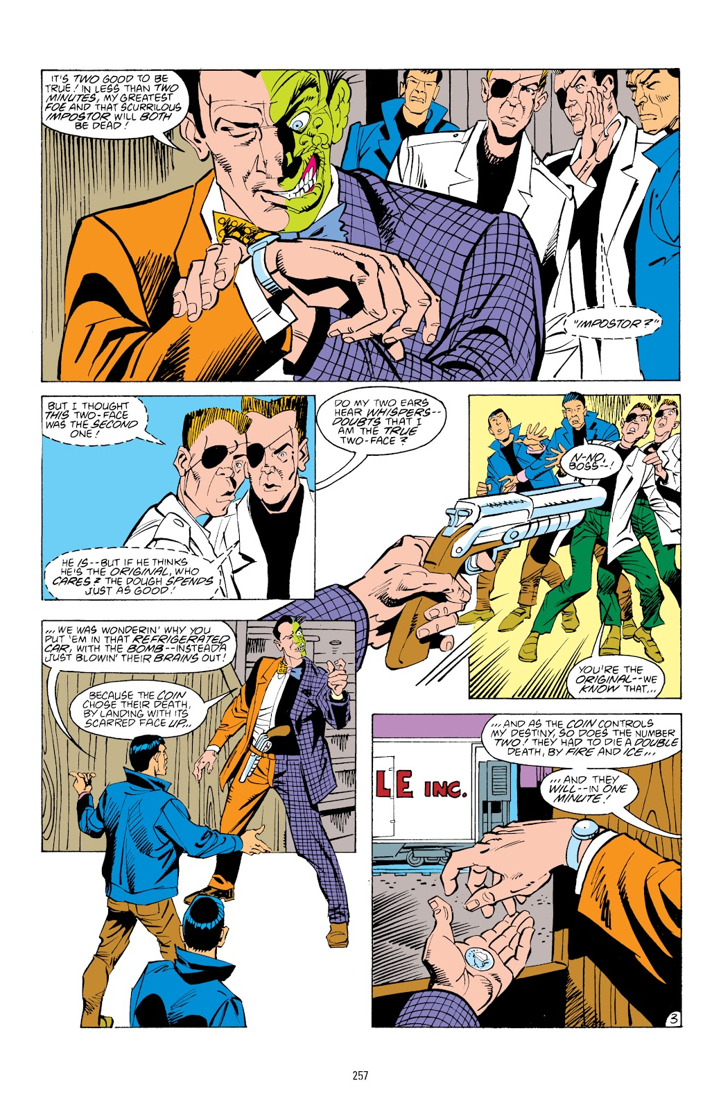 Read online Detective Comics (1937) comic -  Issue # _TPB Batman - The Dark Knight Detective 1 (Part 3) - 57