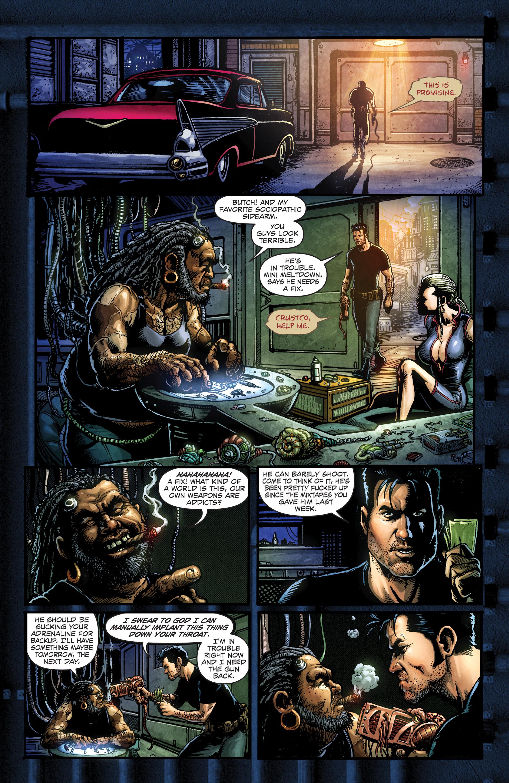 Read online Ballistic (2013) comic -  Issue #2 - 6