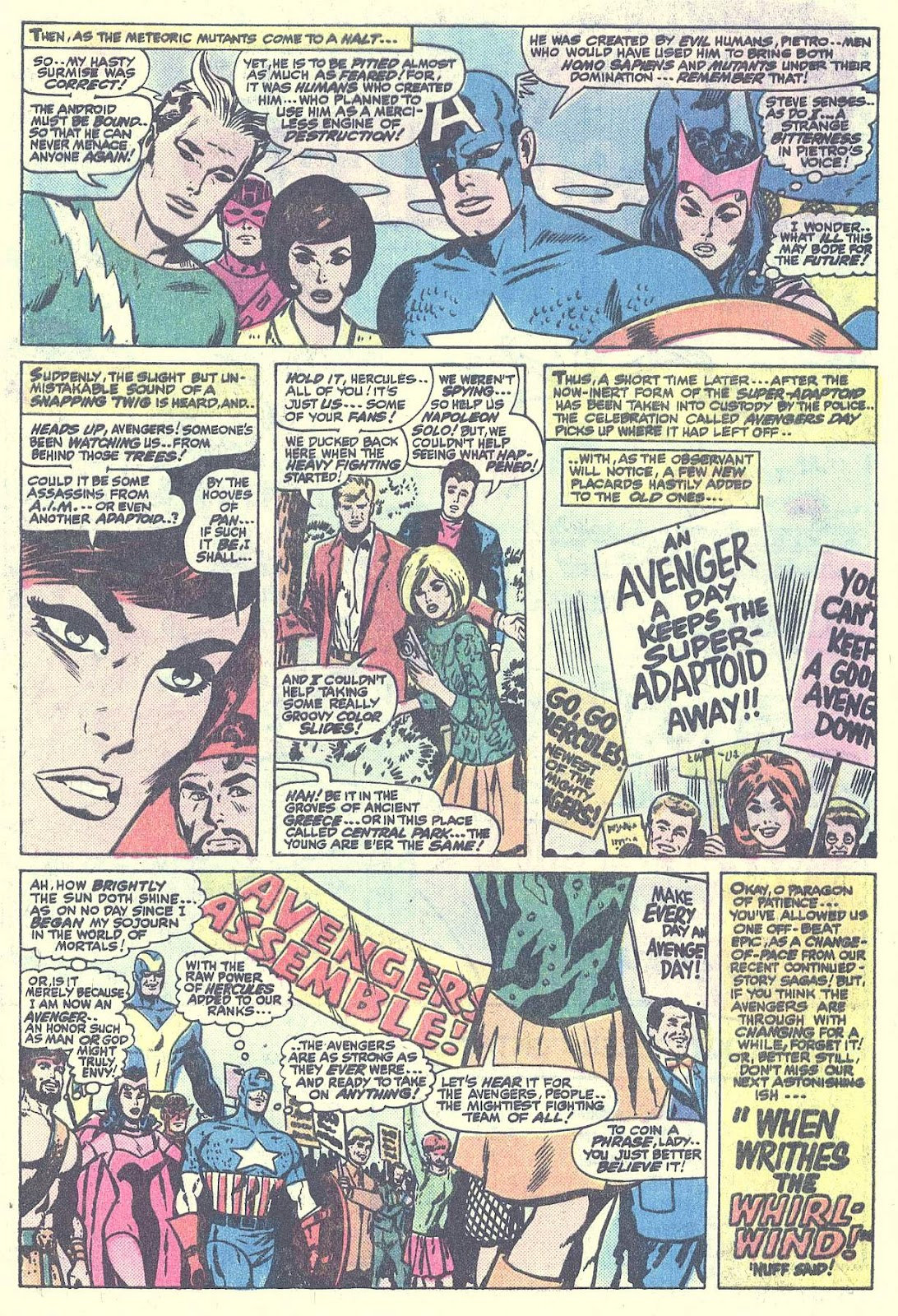 Marvel Triple Action (1972) issue 37 - Page 33