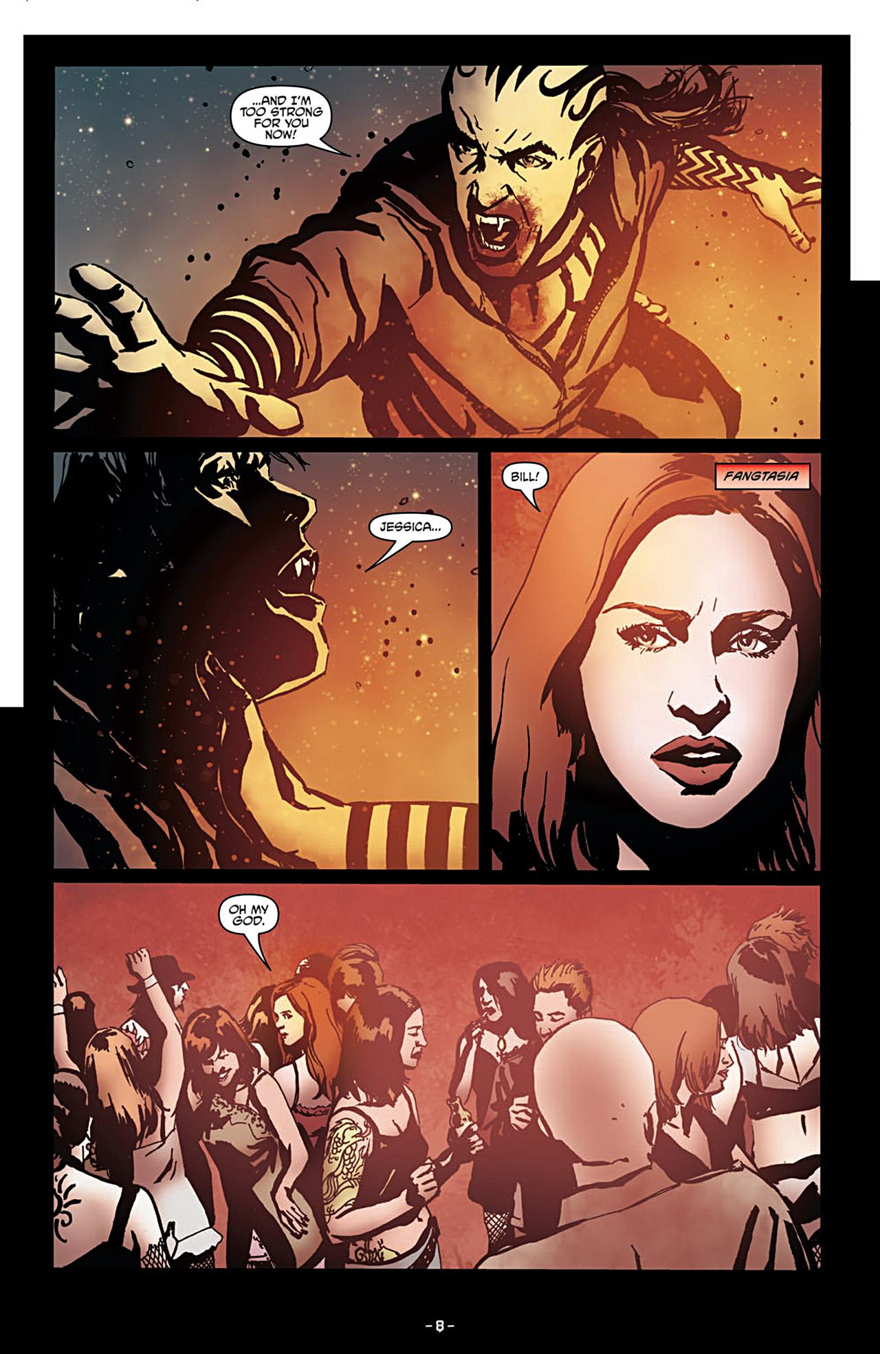 Read online True Blood (2012) comic -  Issue #3 - 10