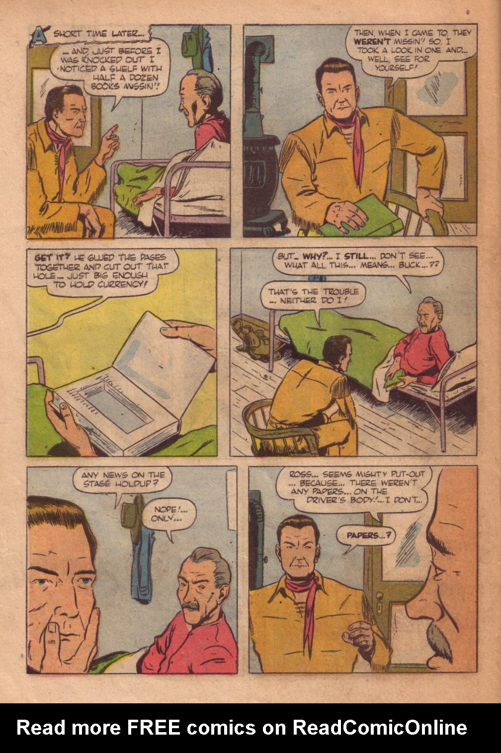 Four Color Comics issue 460 - Page 34