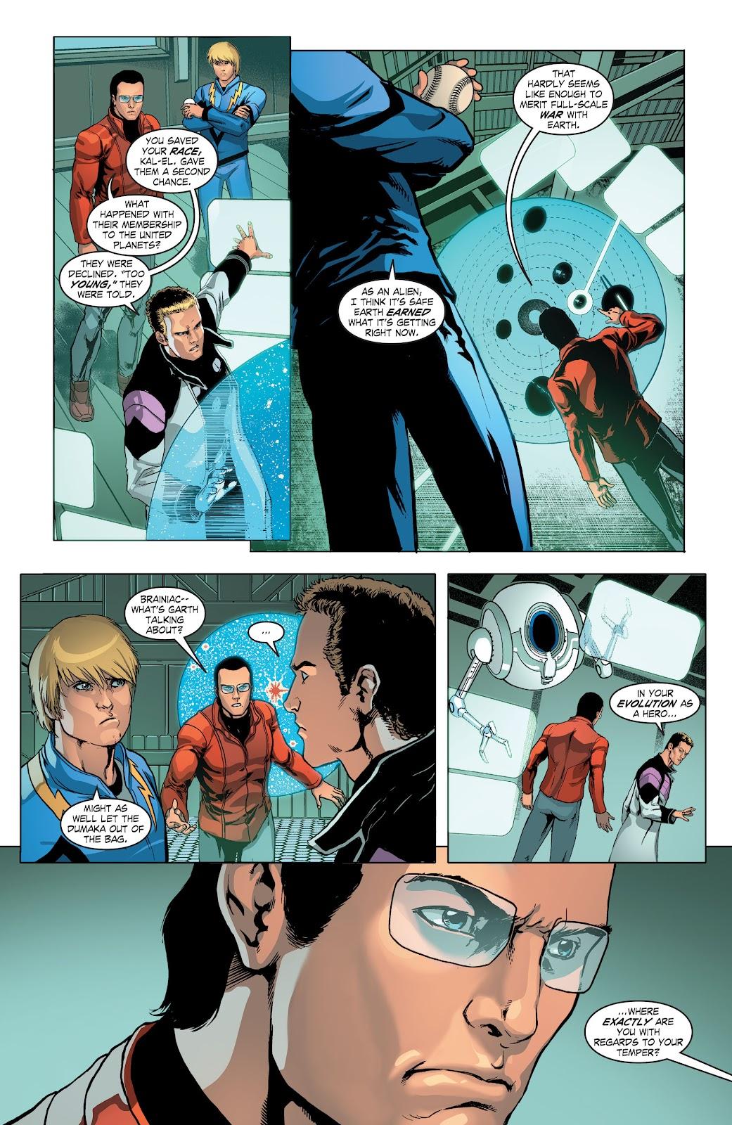 Read online Smallville Season 11 [II] comic -  Issue # TPB 4 - 31