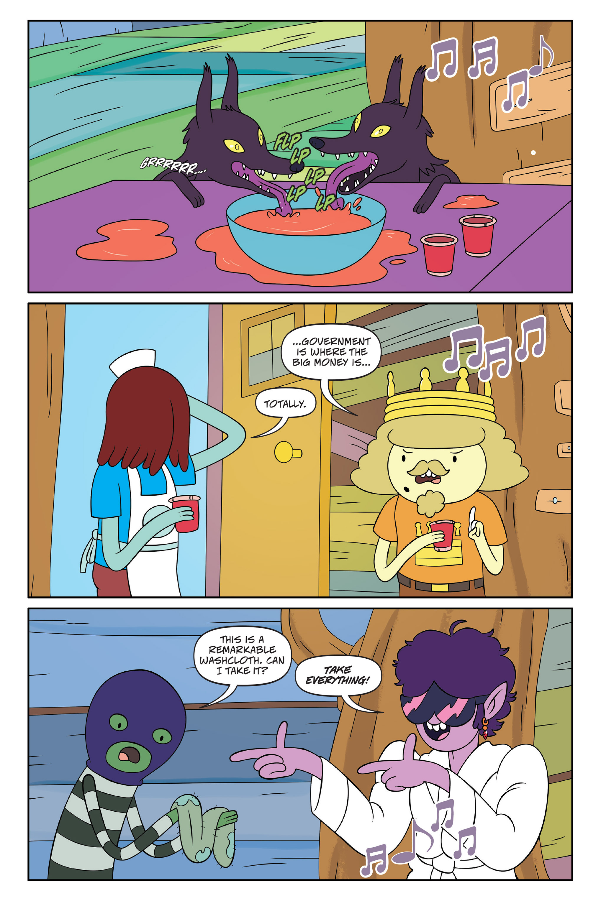 Read online Adventure Time comic -  Issue #Adventure Time _TPB 7 - 57