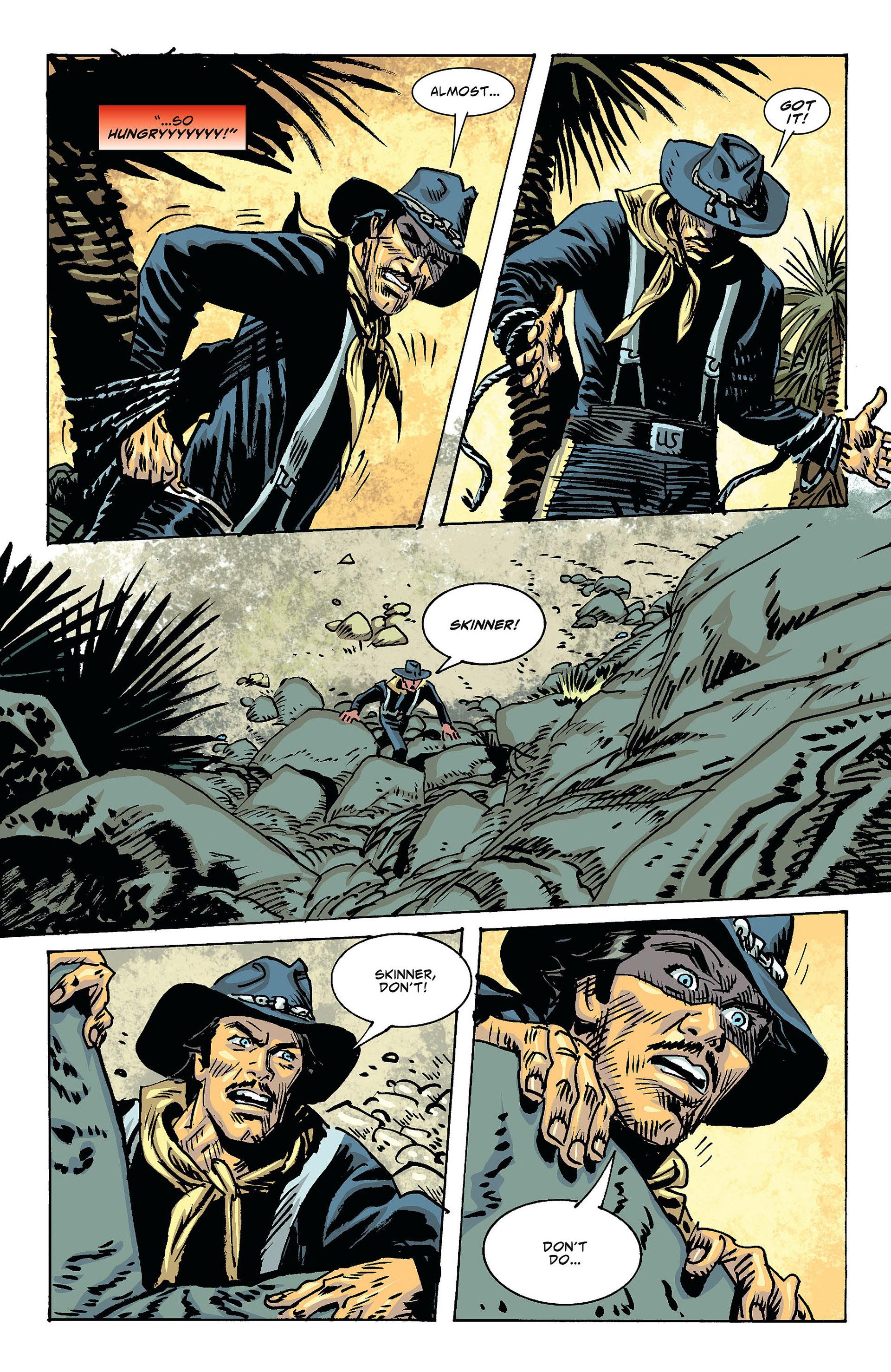 Read online American Vampire comic -  Issue #21 - 16