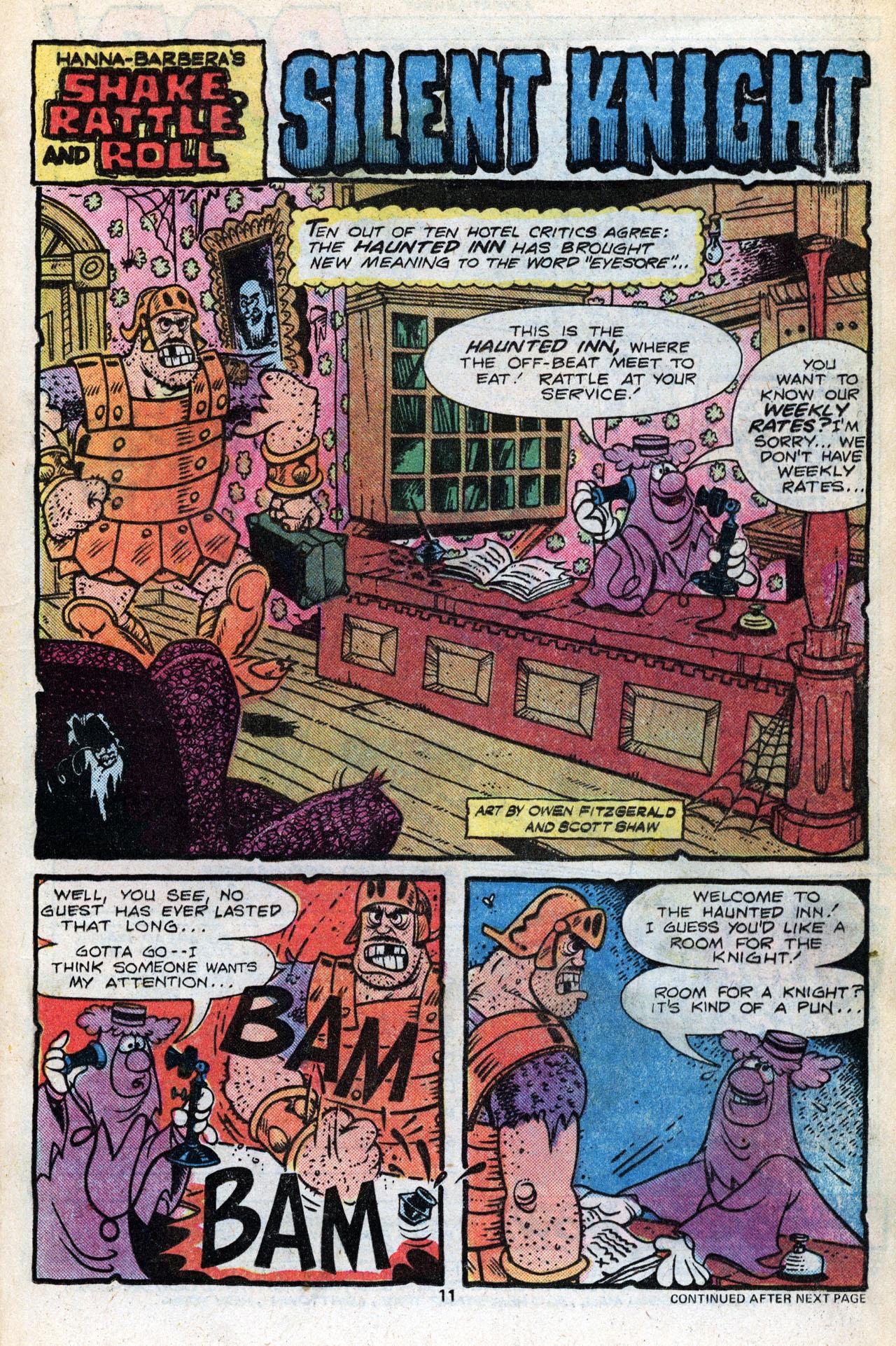 Read online TV Stars comic -  Issue #1 - 13