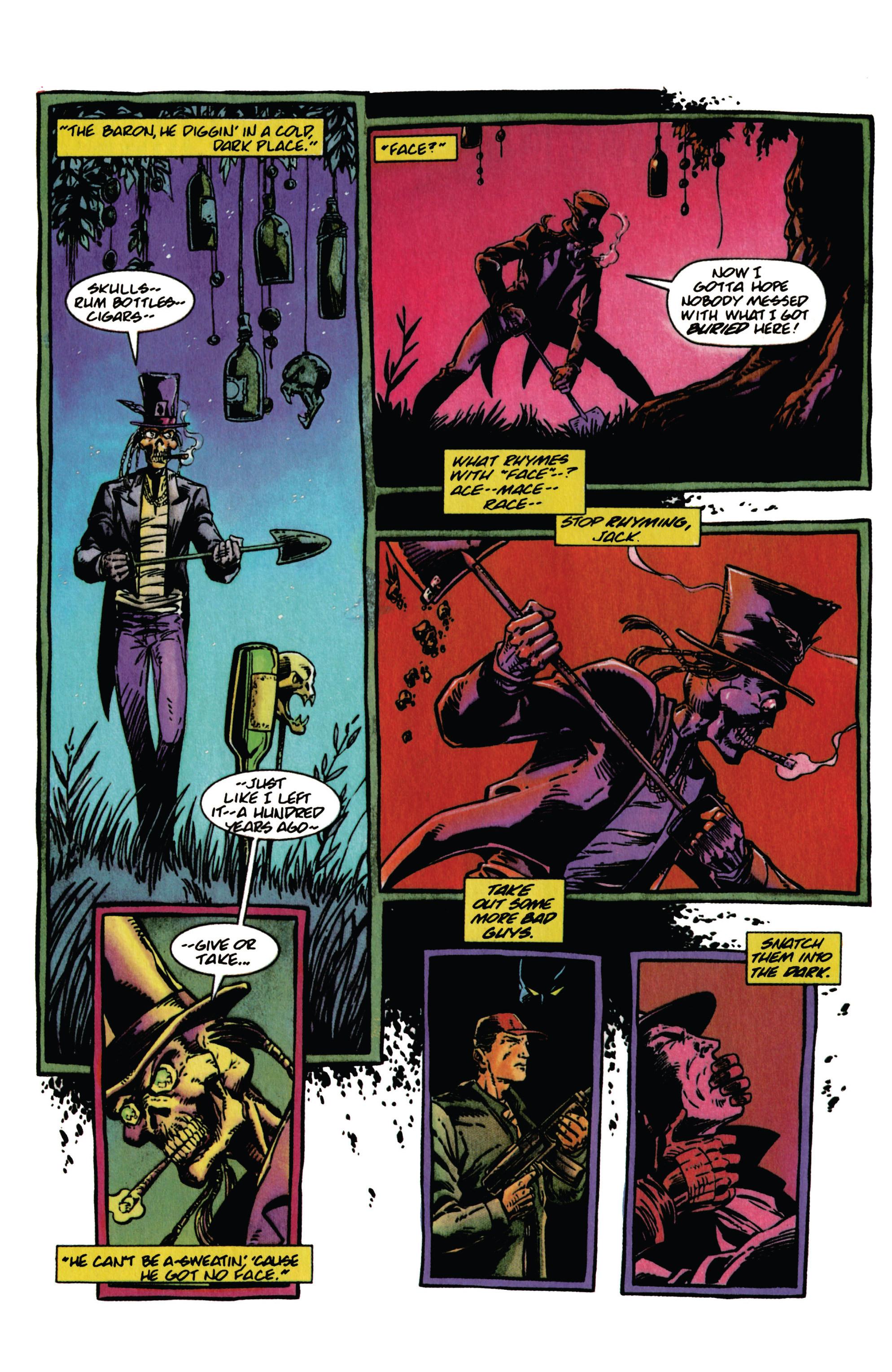 Read online Shadowman (1992) comic -  Issue #34 - 9