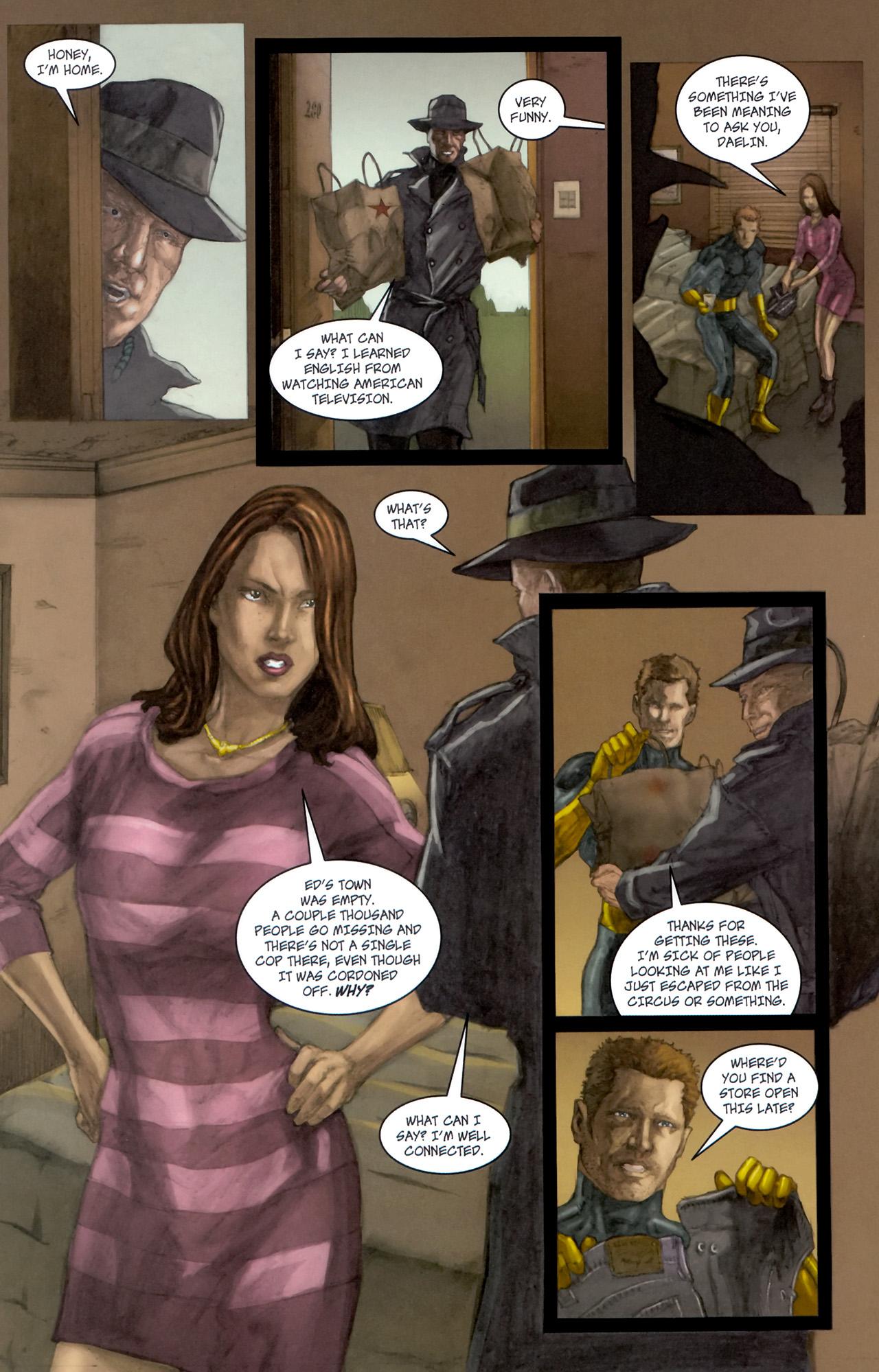 Read online Phoenix comic -  Issue #3 - 16