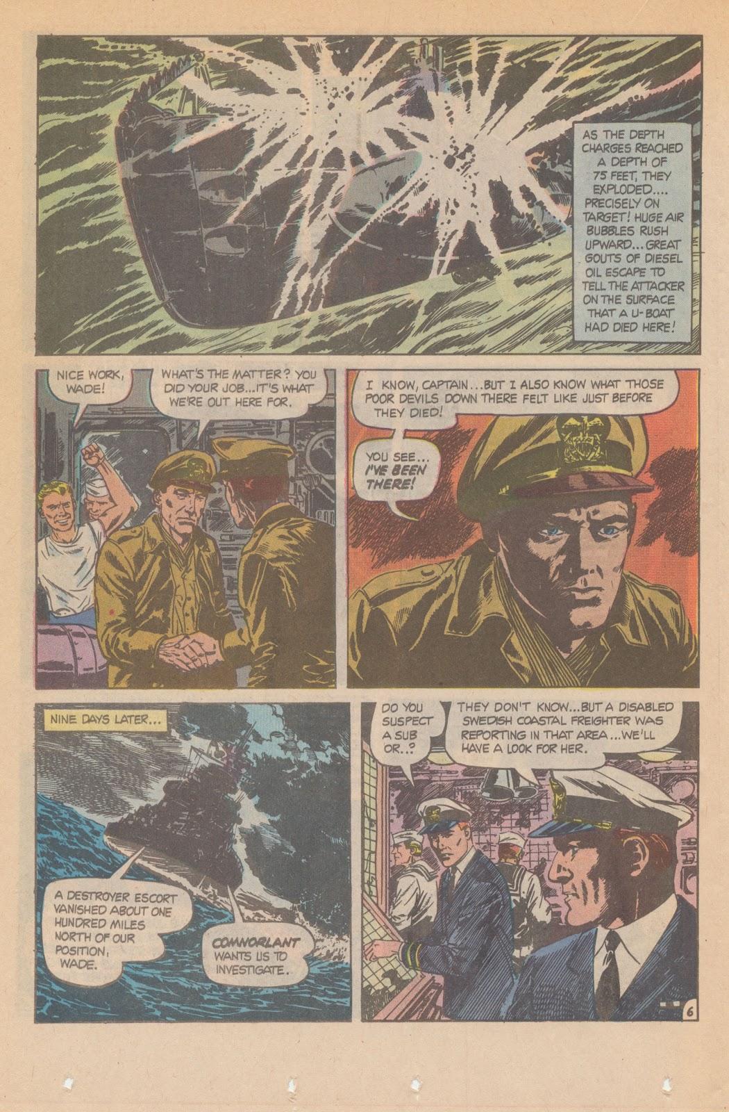 Read online Fightin' Navy comic -  Issue #133 - 20