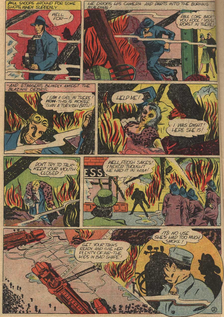 Blue Ribbon Comics (1939) issue 7 - Page 30