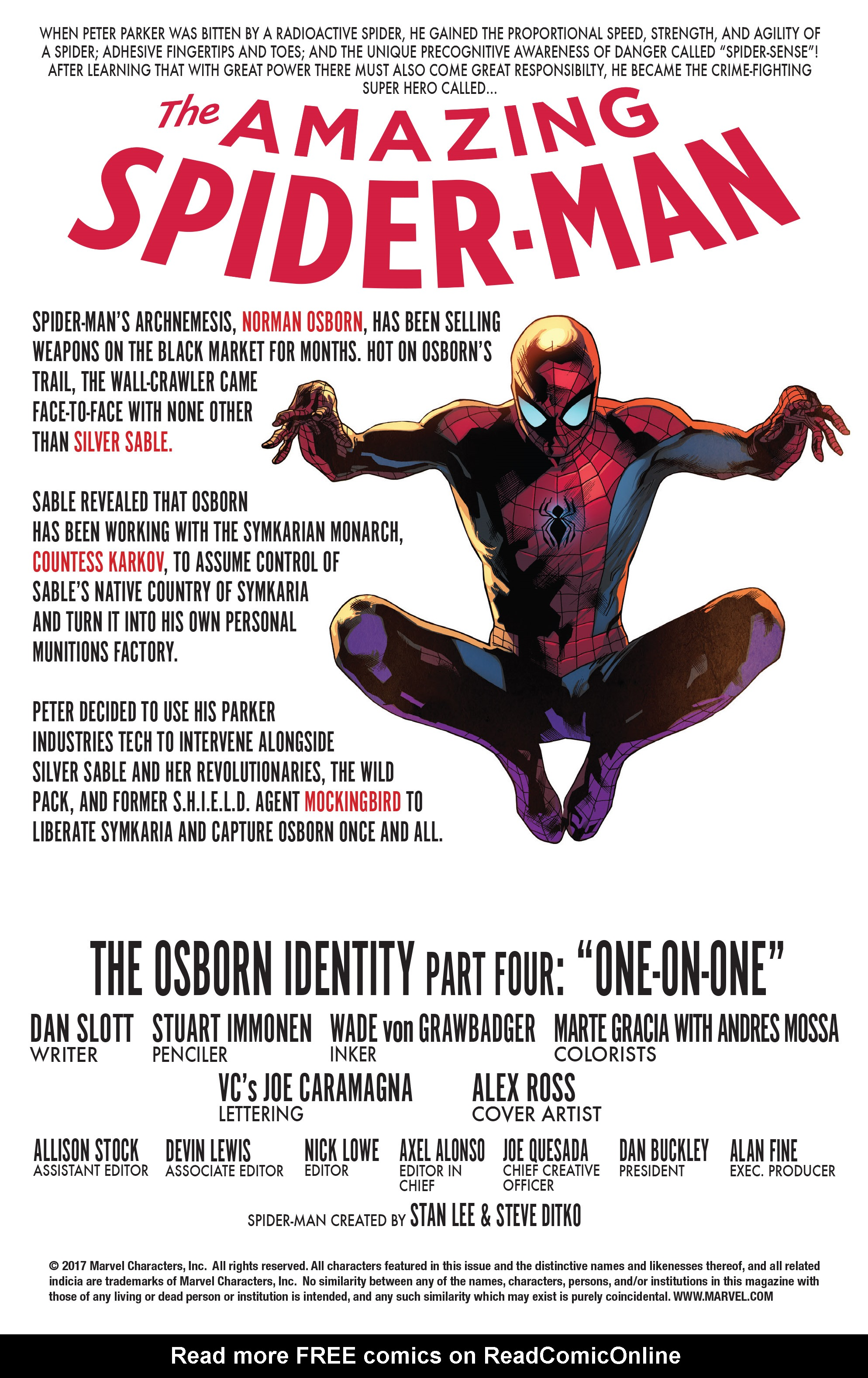 Read online The Amazing Spider-Man (2015) comic -  Issue #28 - 2