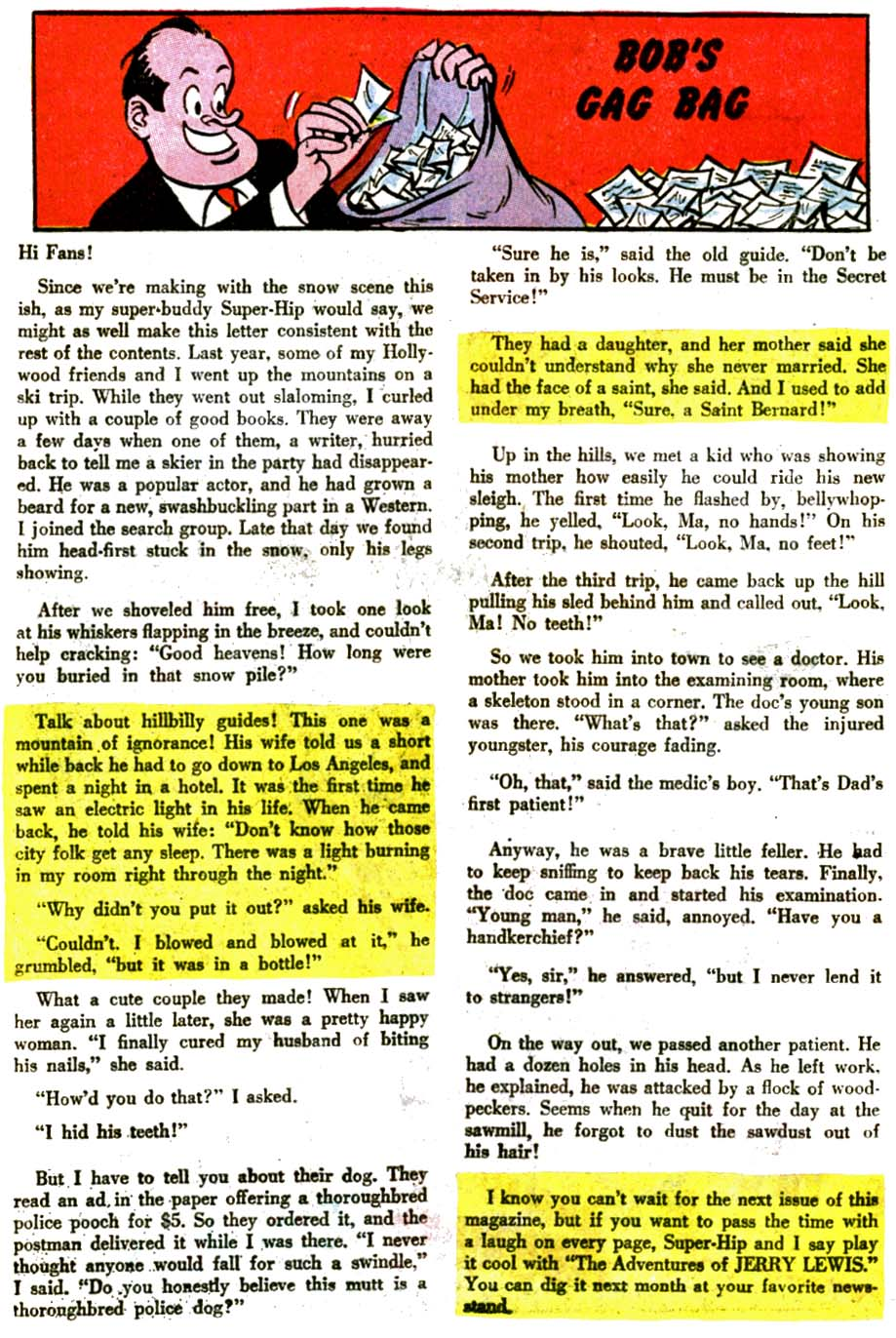 The Adventures of Bob Hope issue 97 - Page 12