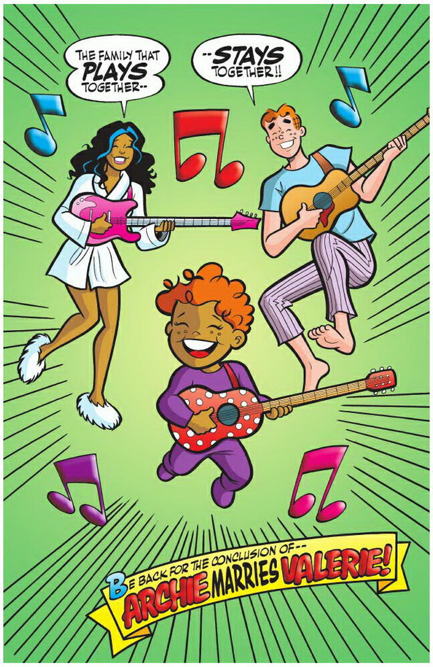 Read online Archie: A Rock 'n' Roll Romance comic -  Issue #Archie: A Rock 'n' Roll Romance Full - 76