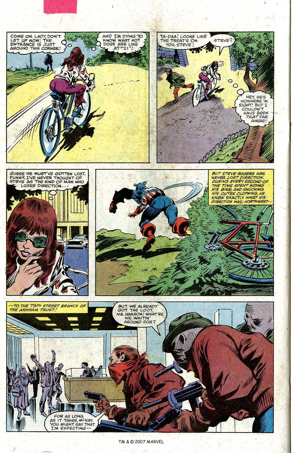 Read online Captain America (1968) comic -  Issue # _Annual 5 - 30