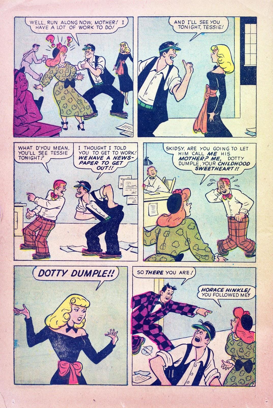 Read online Joker Comics comic -  Issue #41 - 16