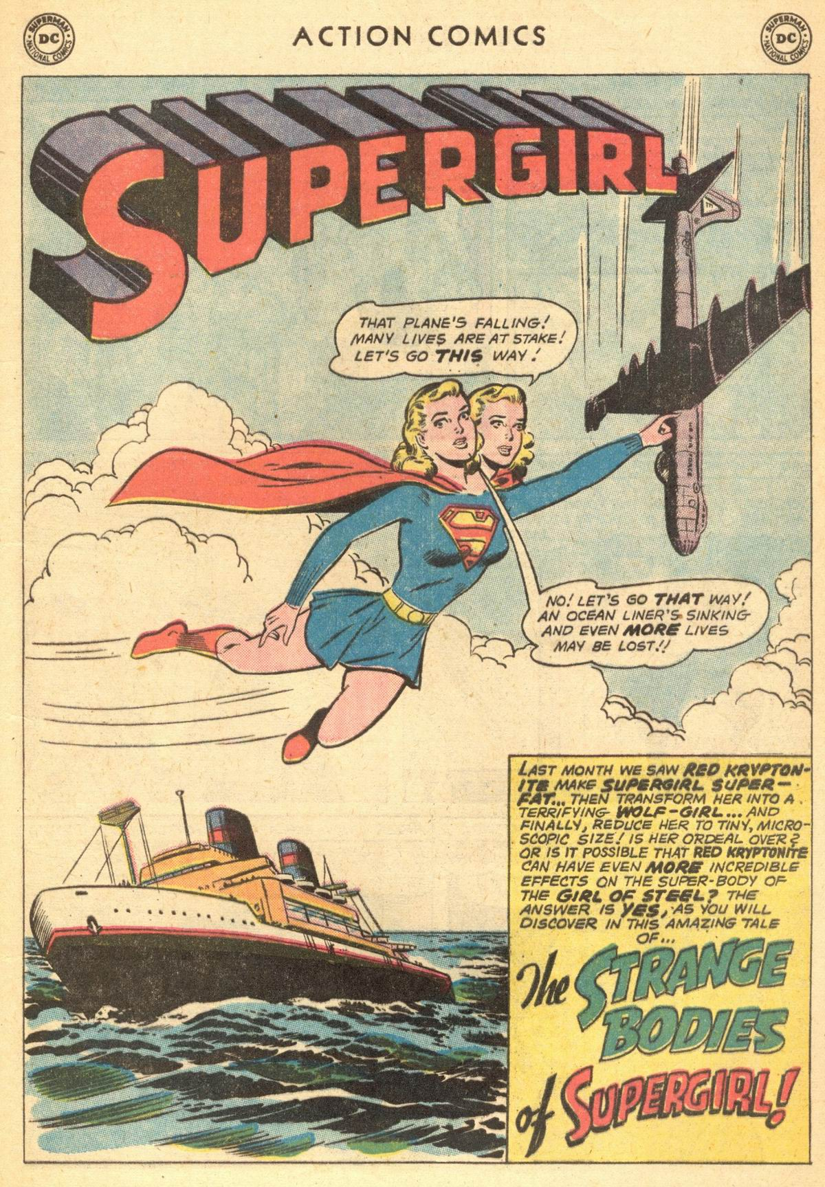 Read online Action Comics (1938) comic -  Issue #284 - 21