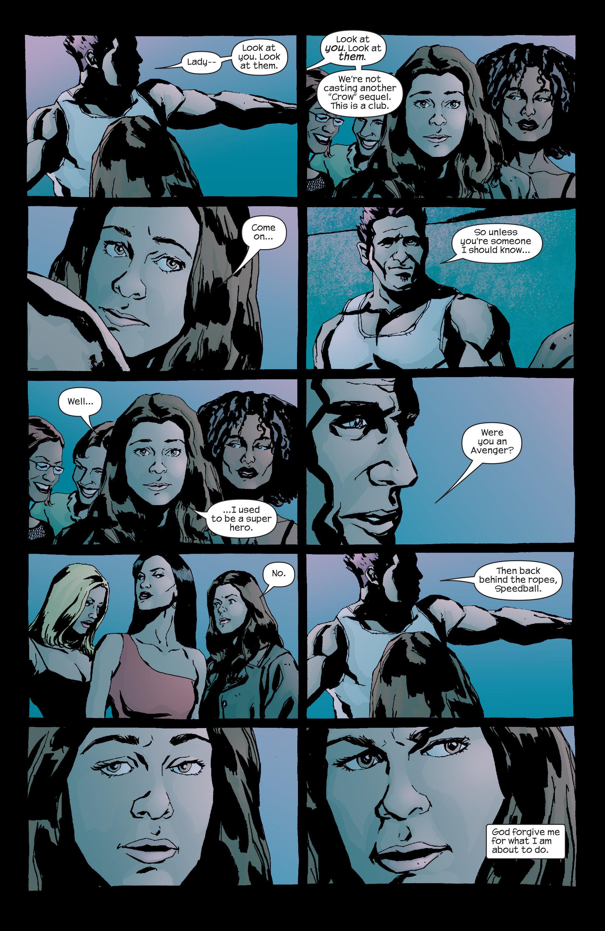 Read online Alias comic -  Issue #18 - 15