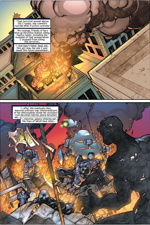 Captain Marvel (2002) Issue #6 #6 - English 20
