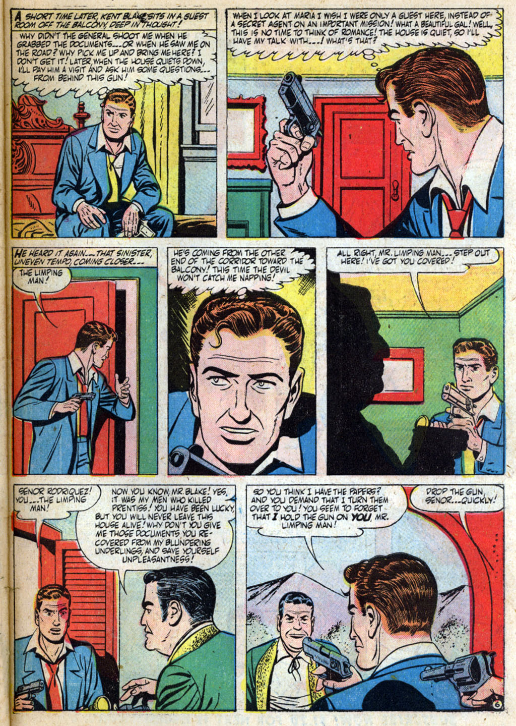 Kent Blake of the Secret Service issue 4 - Page 31