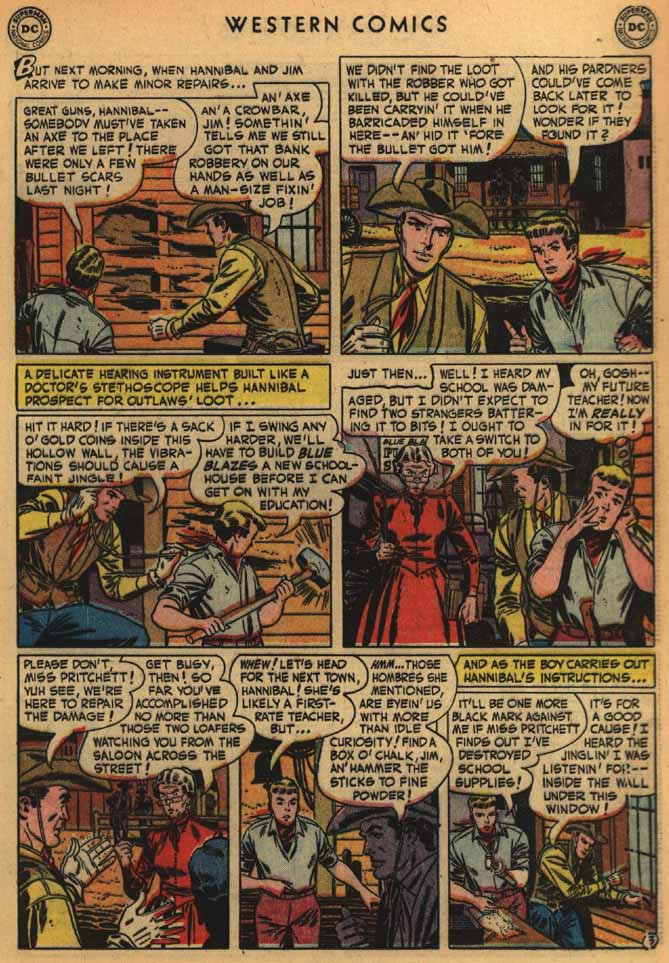 Western Comics issue 30 - Page 17