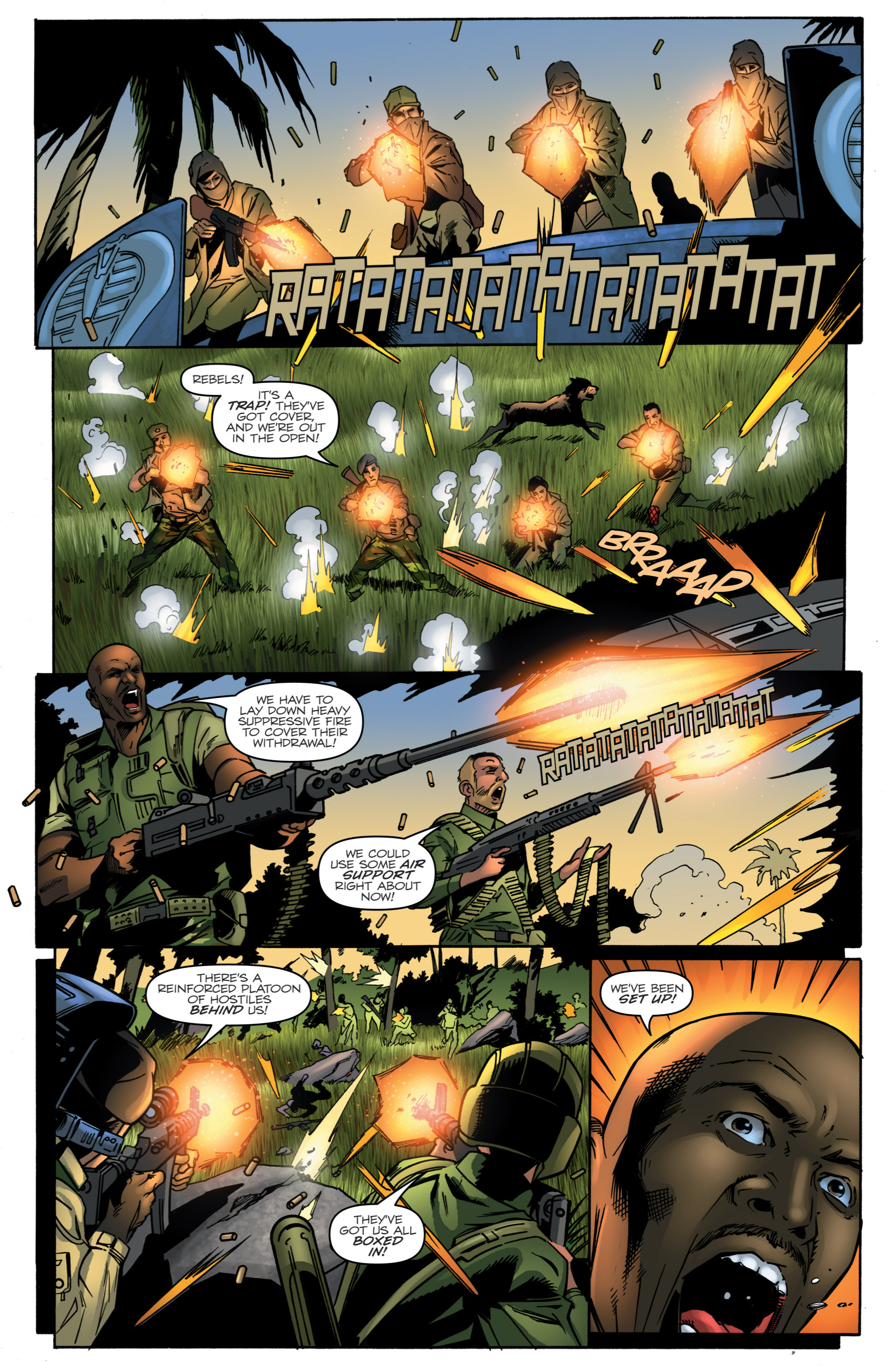 G.I. Joe: A Real American Hero 195 Page 18